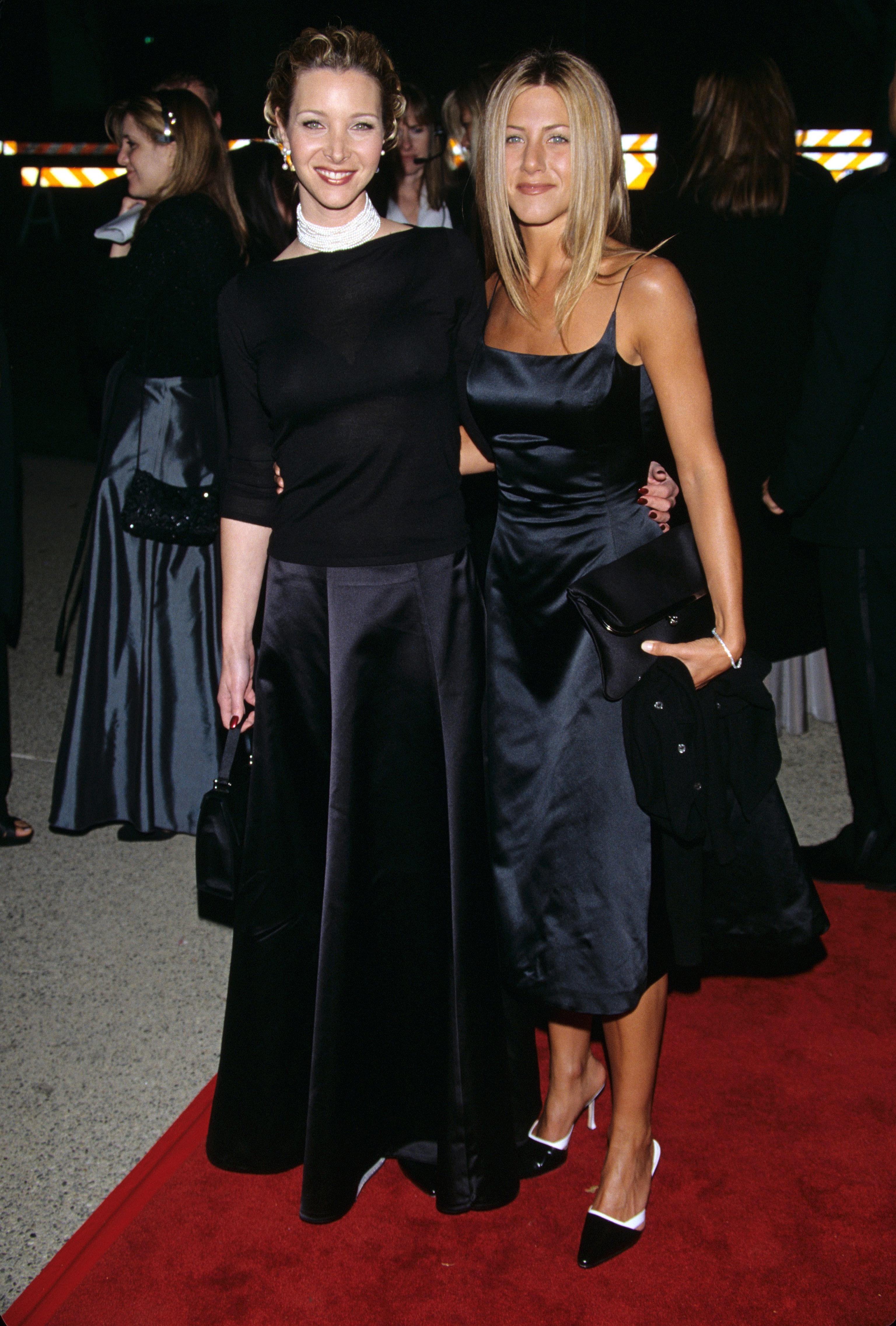 Lisa Kudrow, Jennifer Aniston