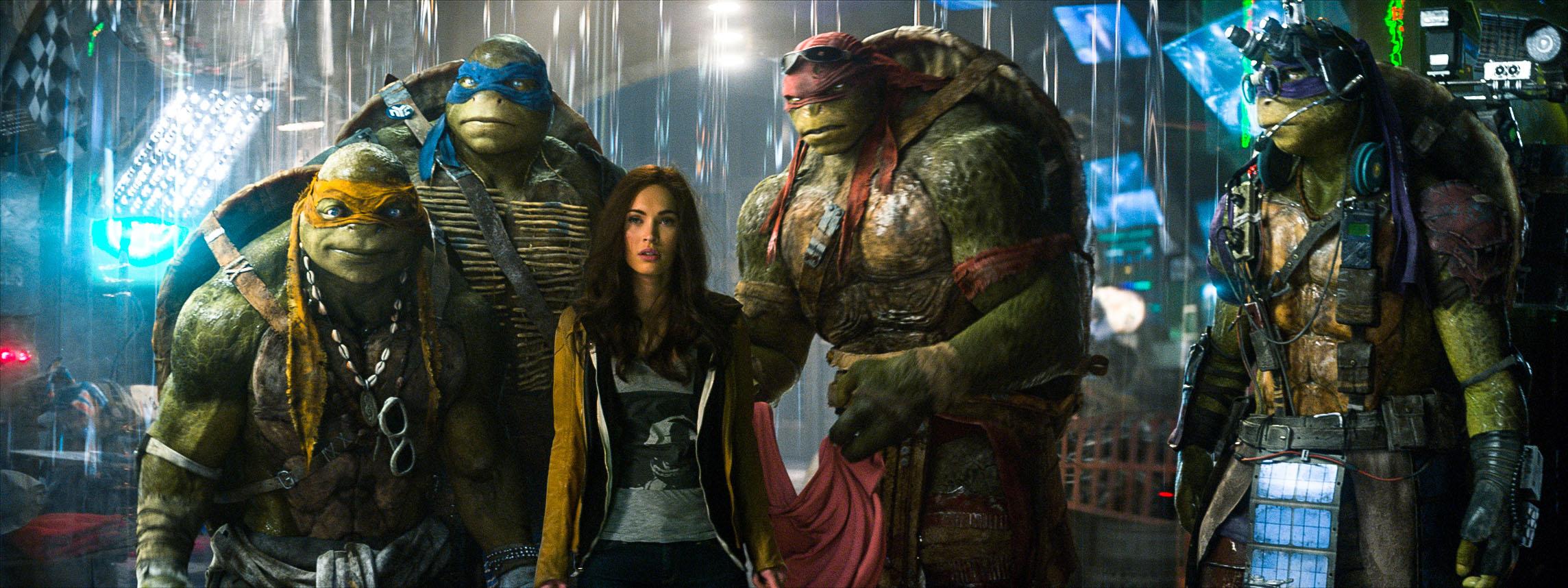 Megan Fox, Teenage Mutant Ninja Turtles