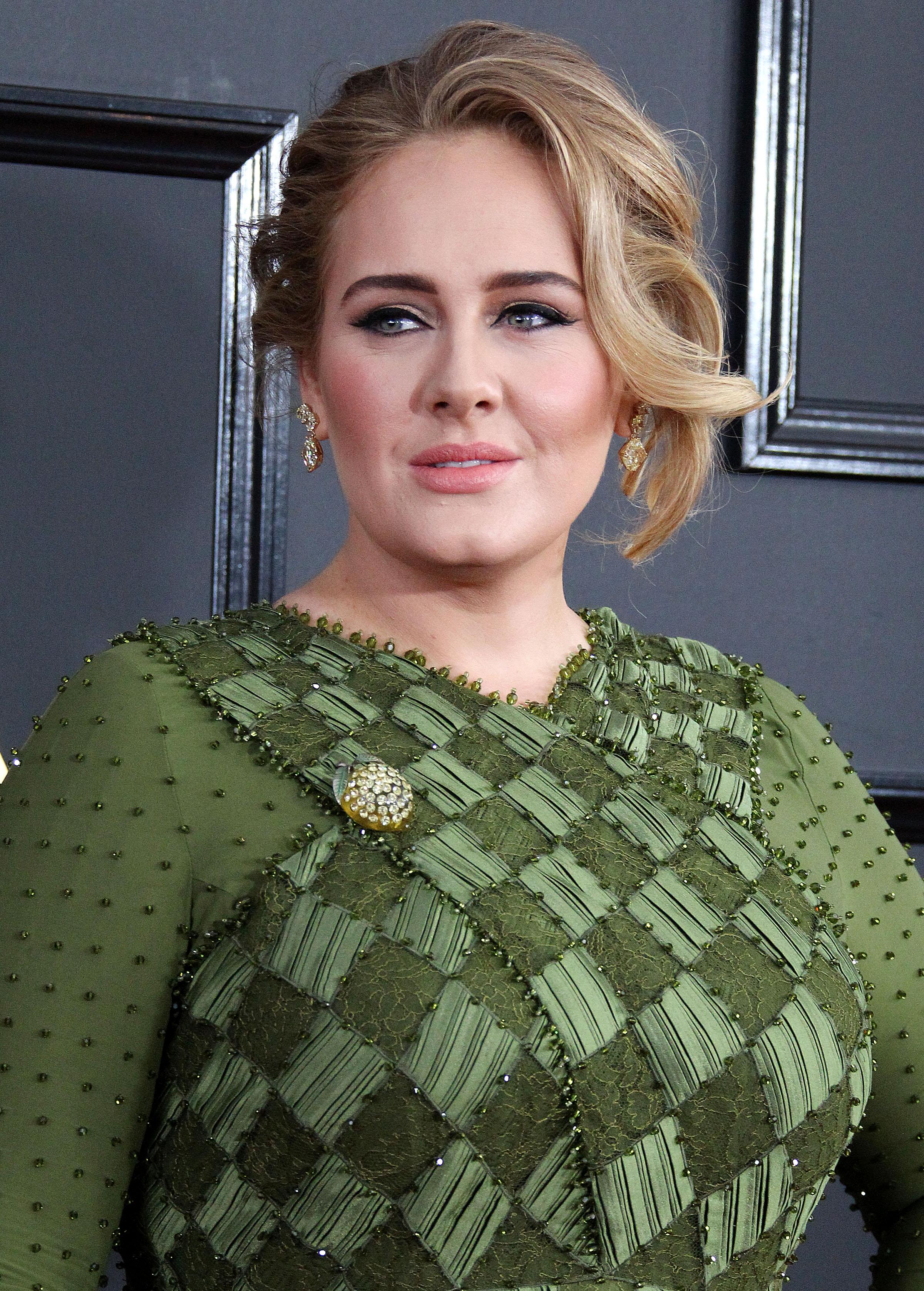 Adele, Grammys