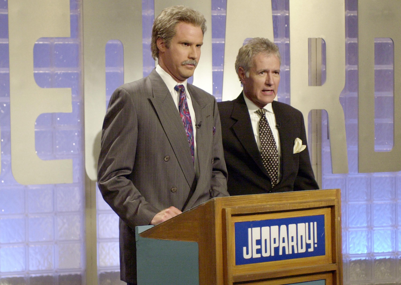 Will Ferrell, Alex Trebek, Saturday Night Live