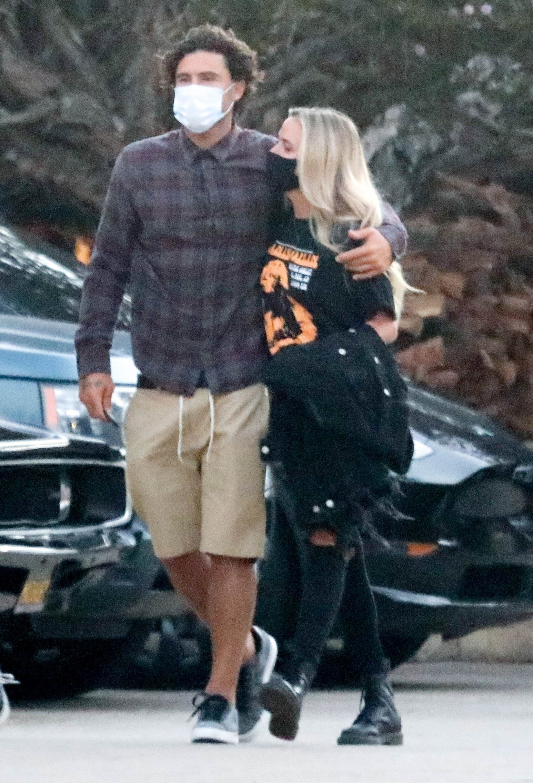 Brody Jenner, girlfriend Daniella Grace