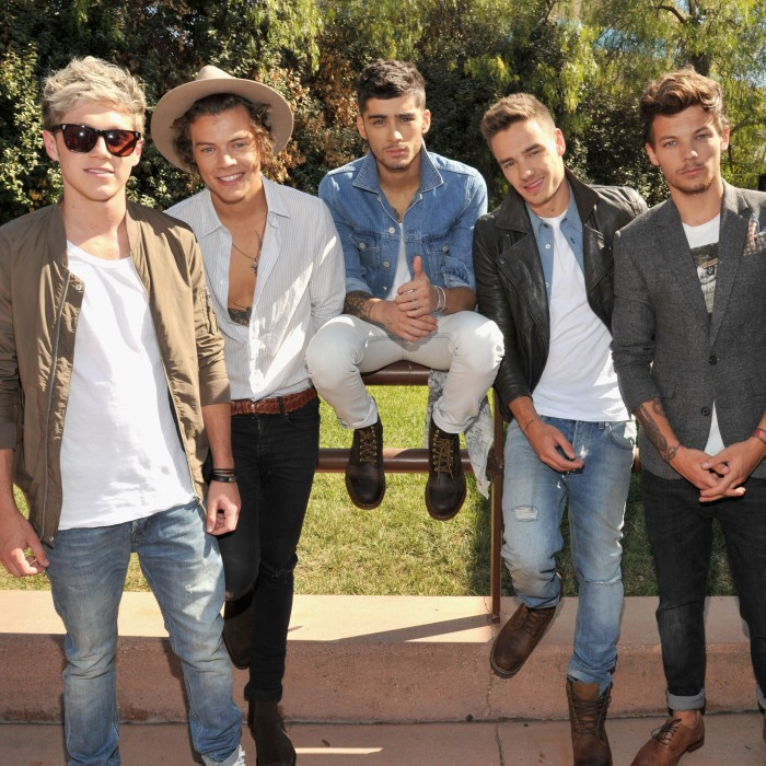 One Direction How The Guys Have Changed Over The Years Gallery Wonderwall Com