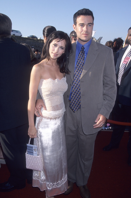Jennifer Love Hewitt, Carson Daly