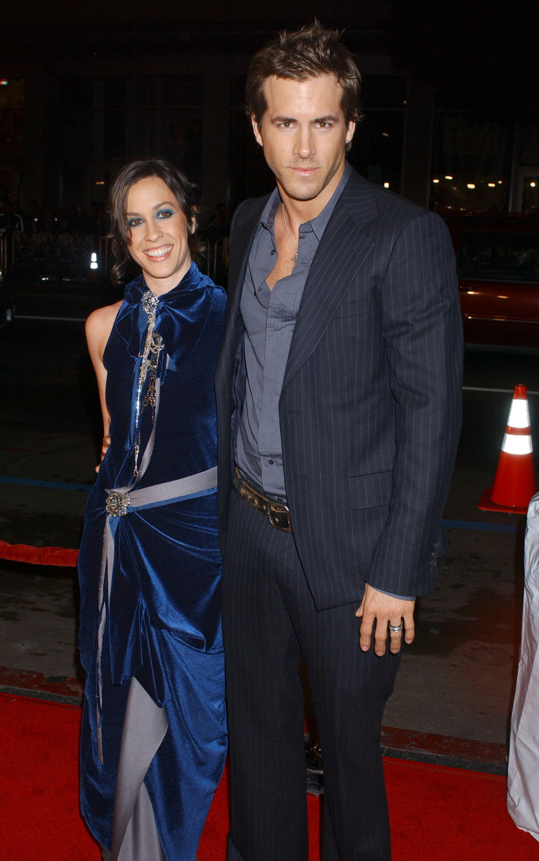 Alanis Morissette, Ryan Reynolds