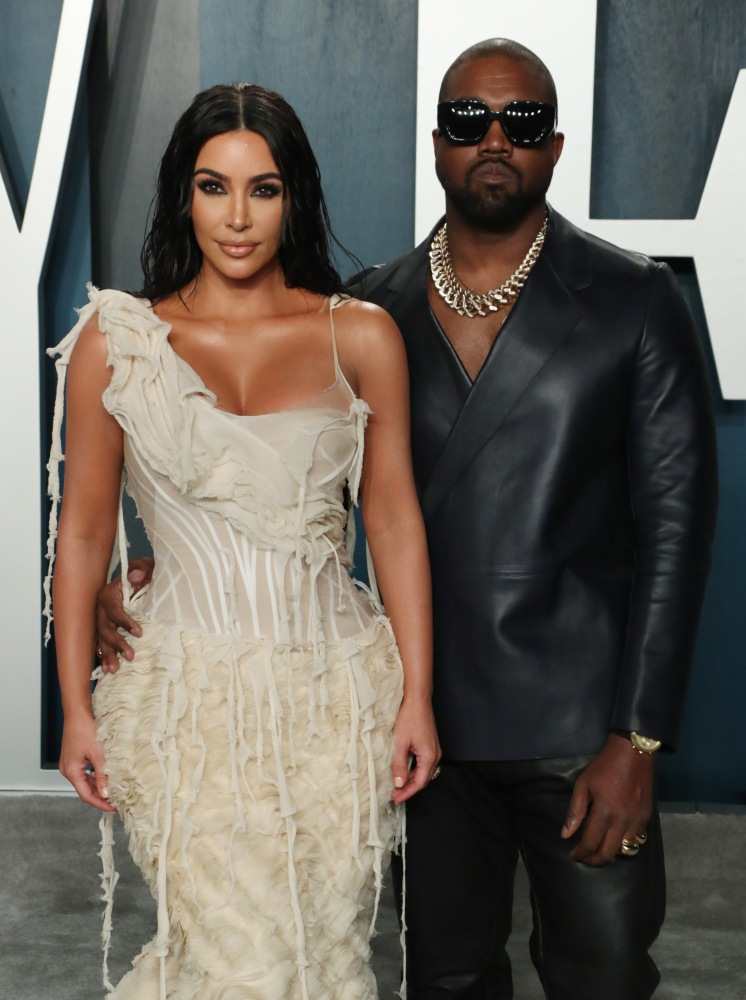 Kim Kardashian thinking of divorcing Kanye West for vocal about his personal life in July rally