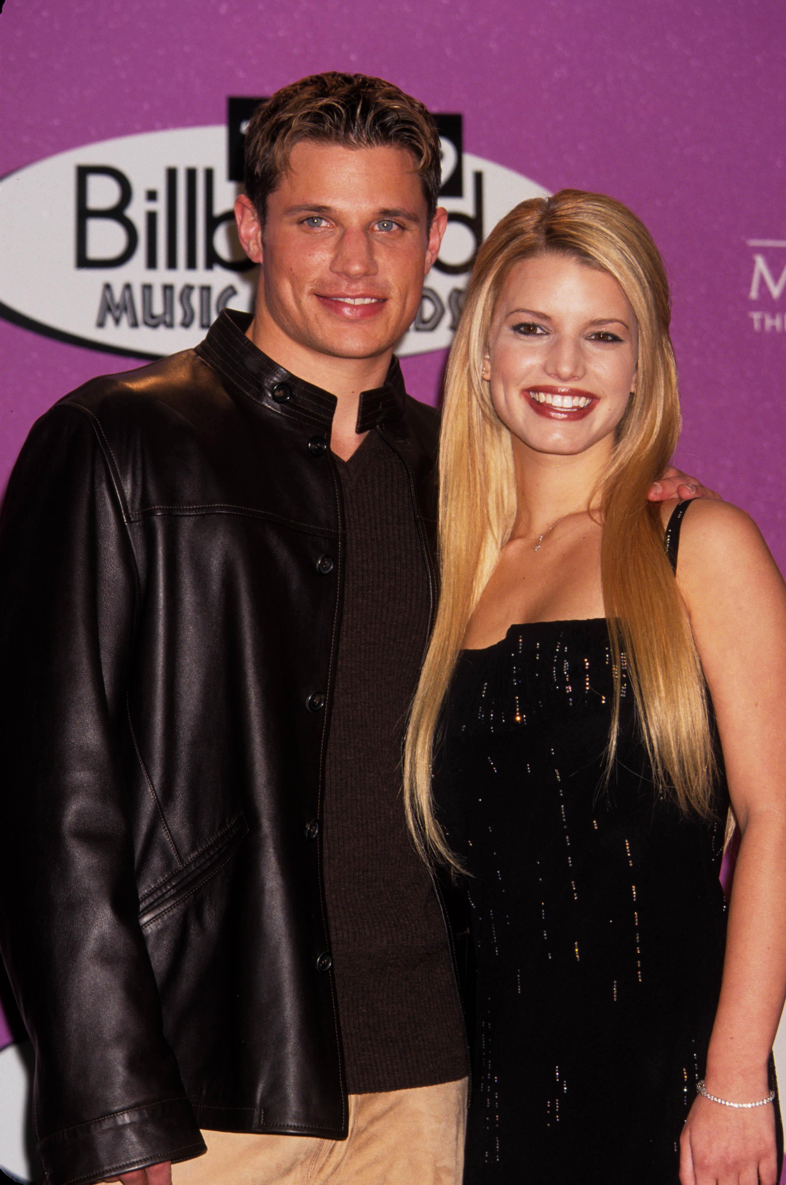 Jessica Simpson, Nick Lachey, Billboard Music Awards