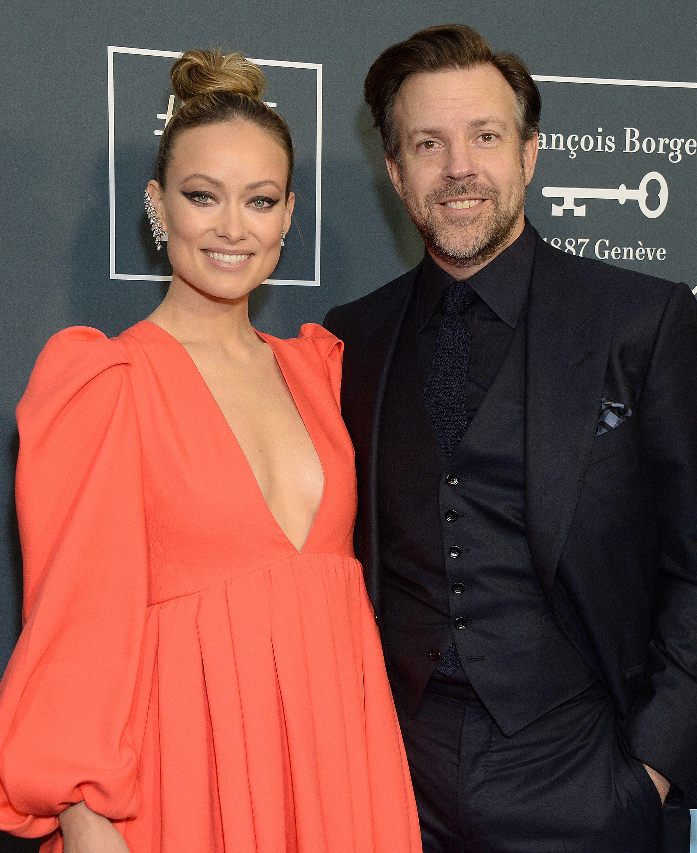 Olivia Wilde, Jason Sudeikis, Critics' Choice Awards