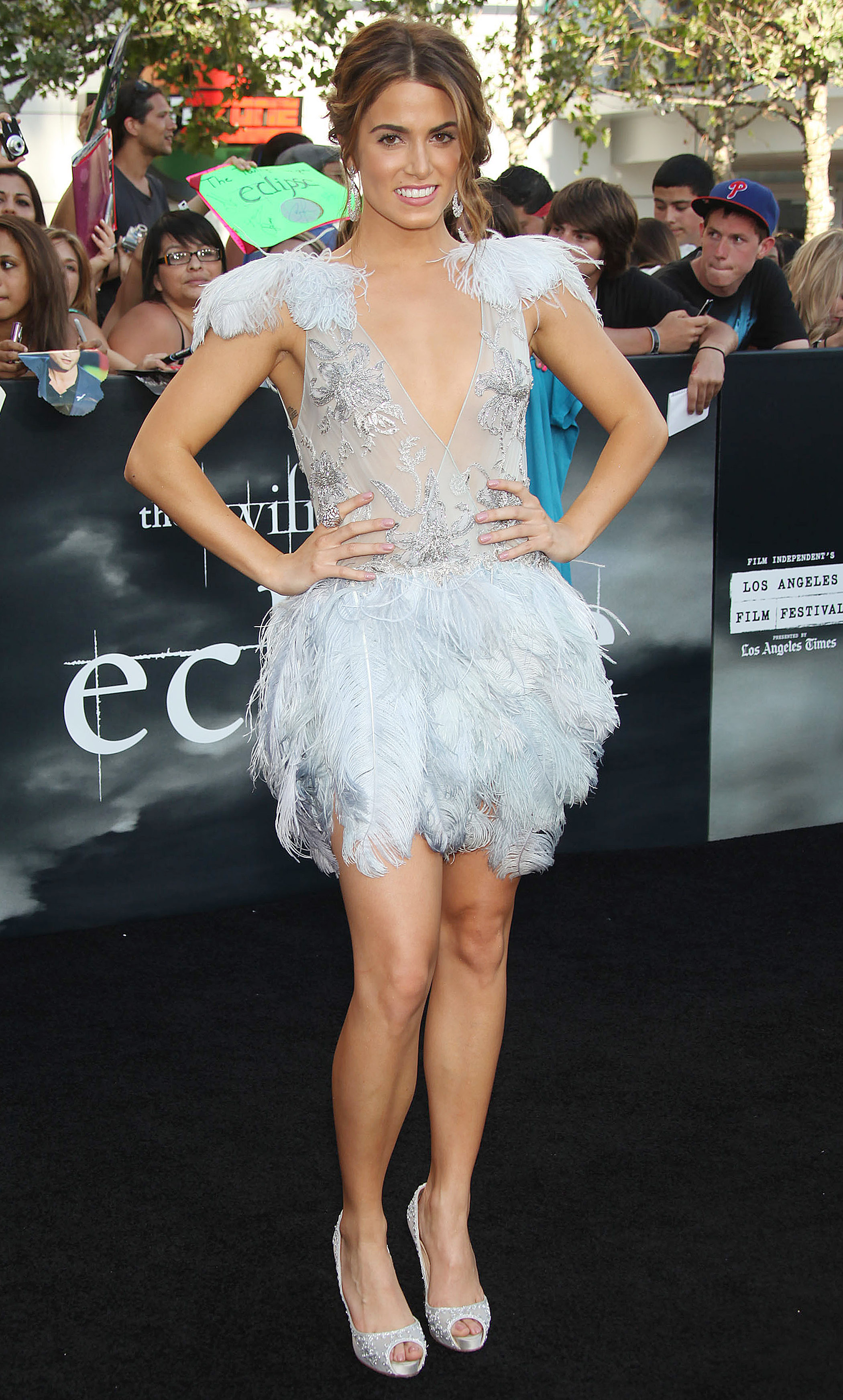 Nikki Reed, Twilight premiere
