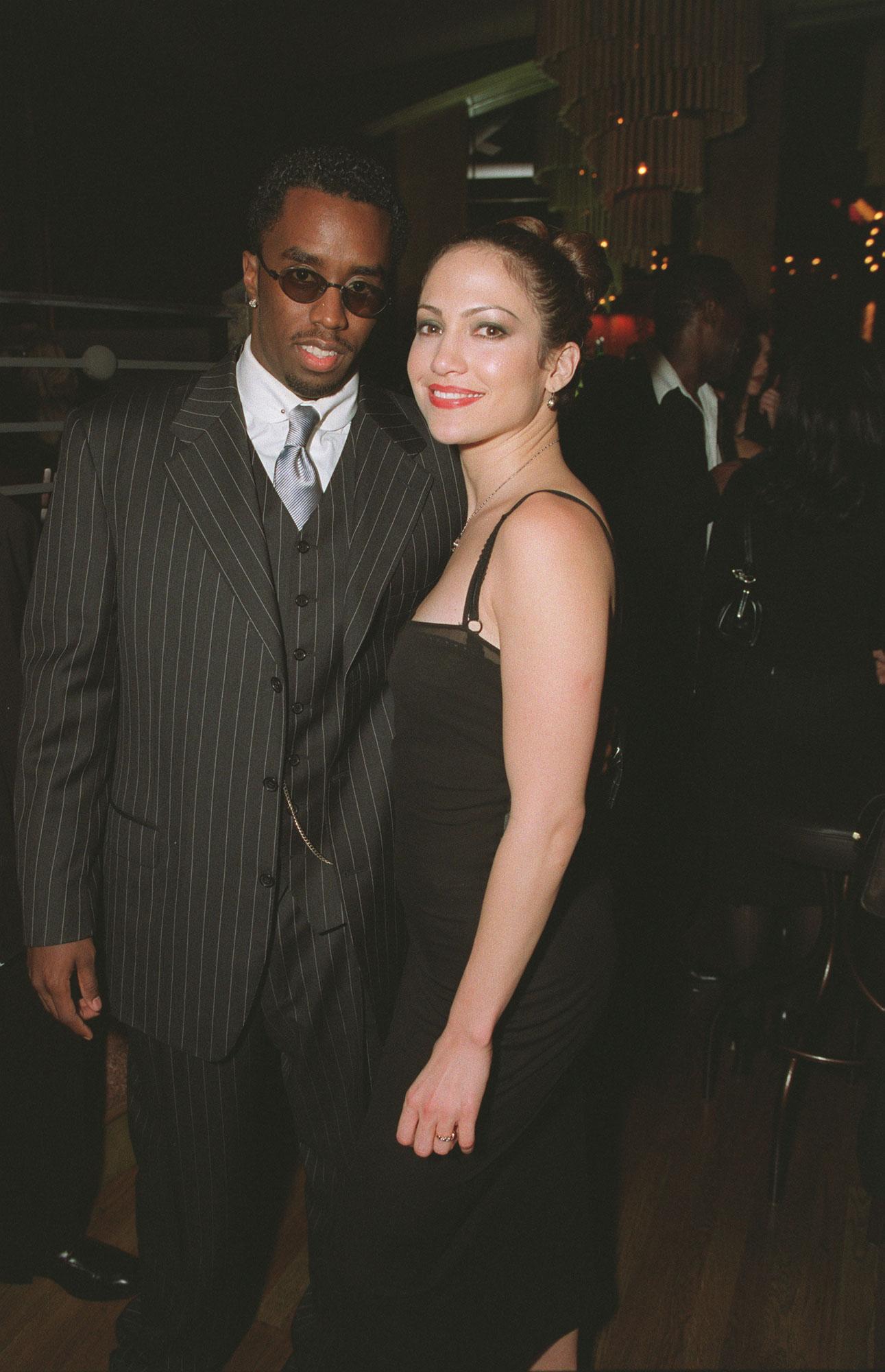 Diddy, Jennifer Lopez