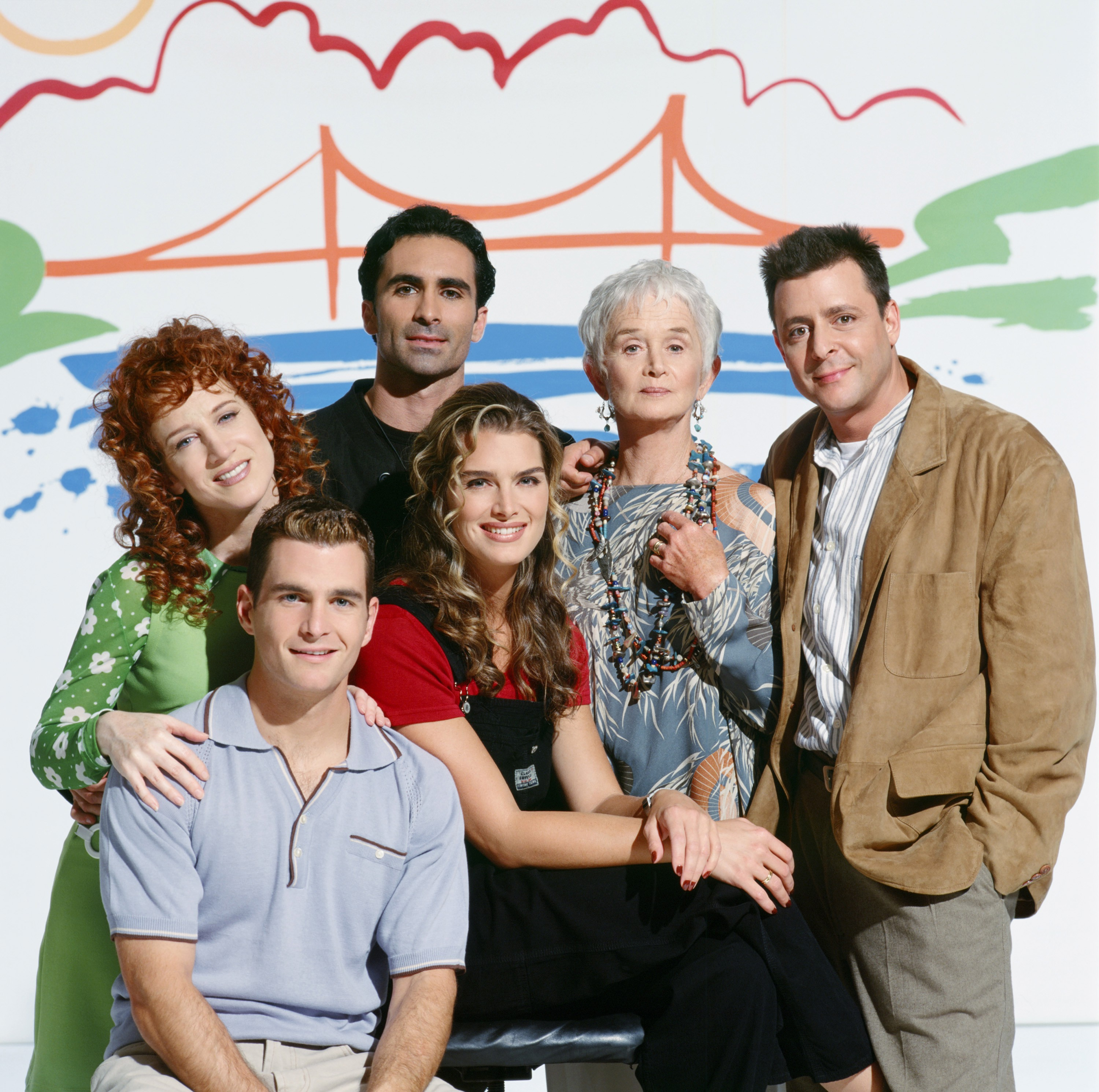 Kathy Griffin, Brooke Shields, Judd Nelson, Barbara Barrie, Nestor Carbonell, Suddenly Susan