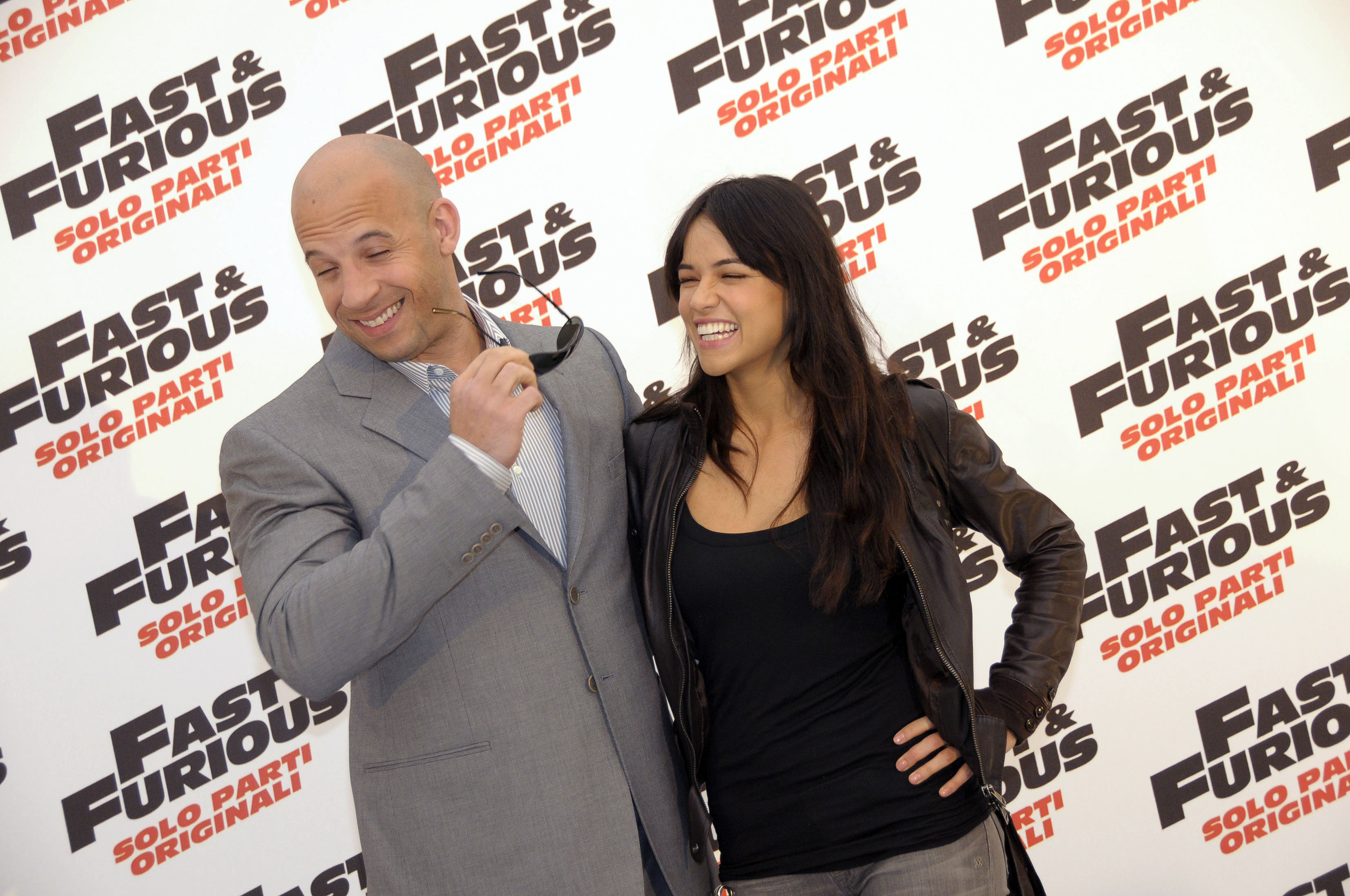 Vin Diesel, Michelle Rodriguez, Fast and Furious