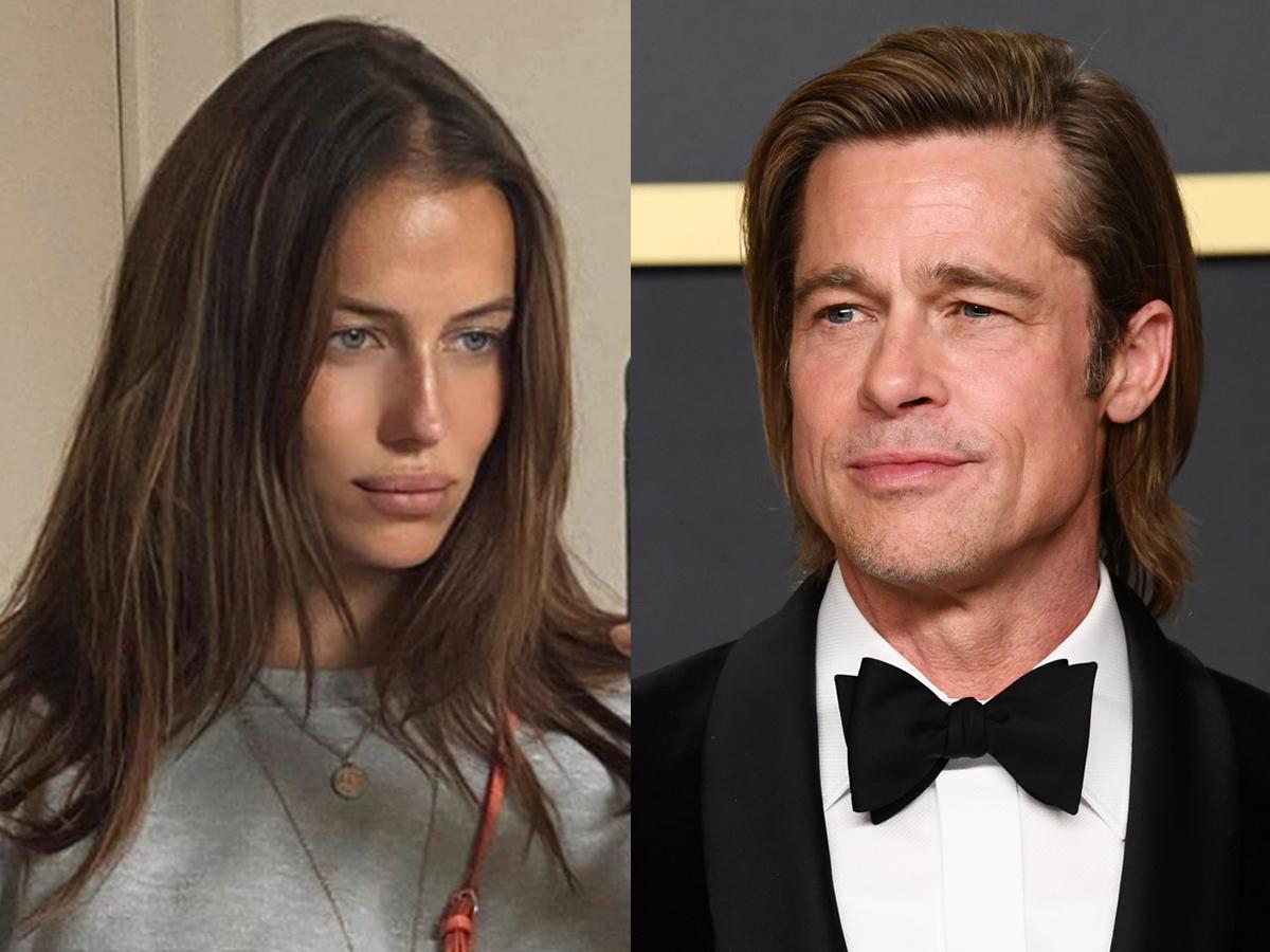 Report Brad Pitt S New Girlfriend Is In An Open Marriage More News Gallery Wonderwall Com