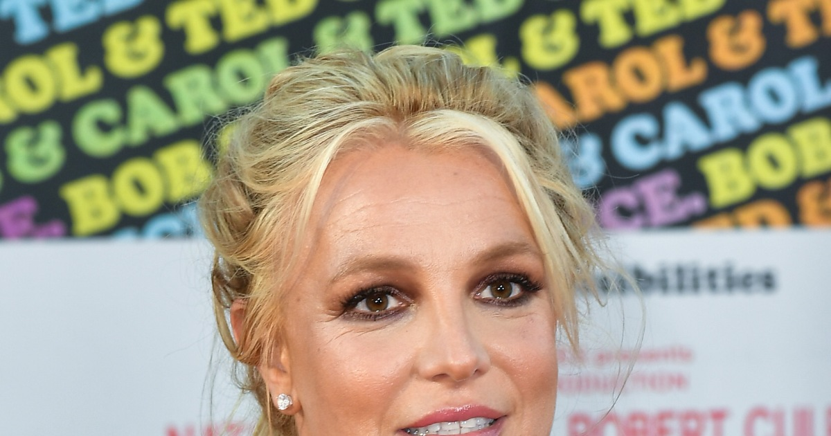 Britney Spears' doctors want dad removed from conservatorship: Report.jpg