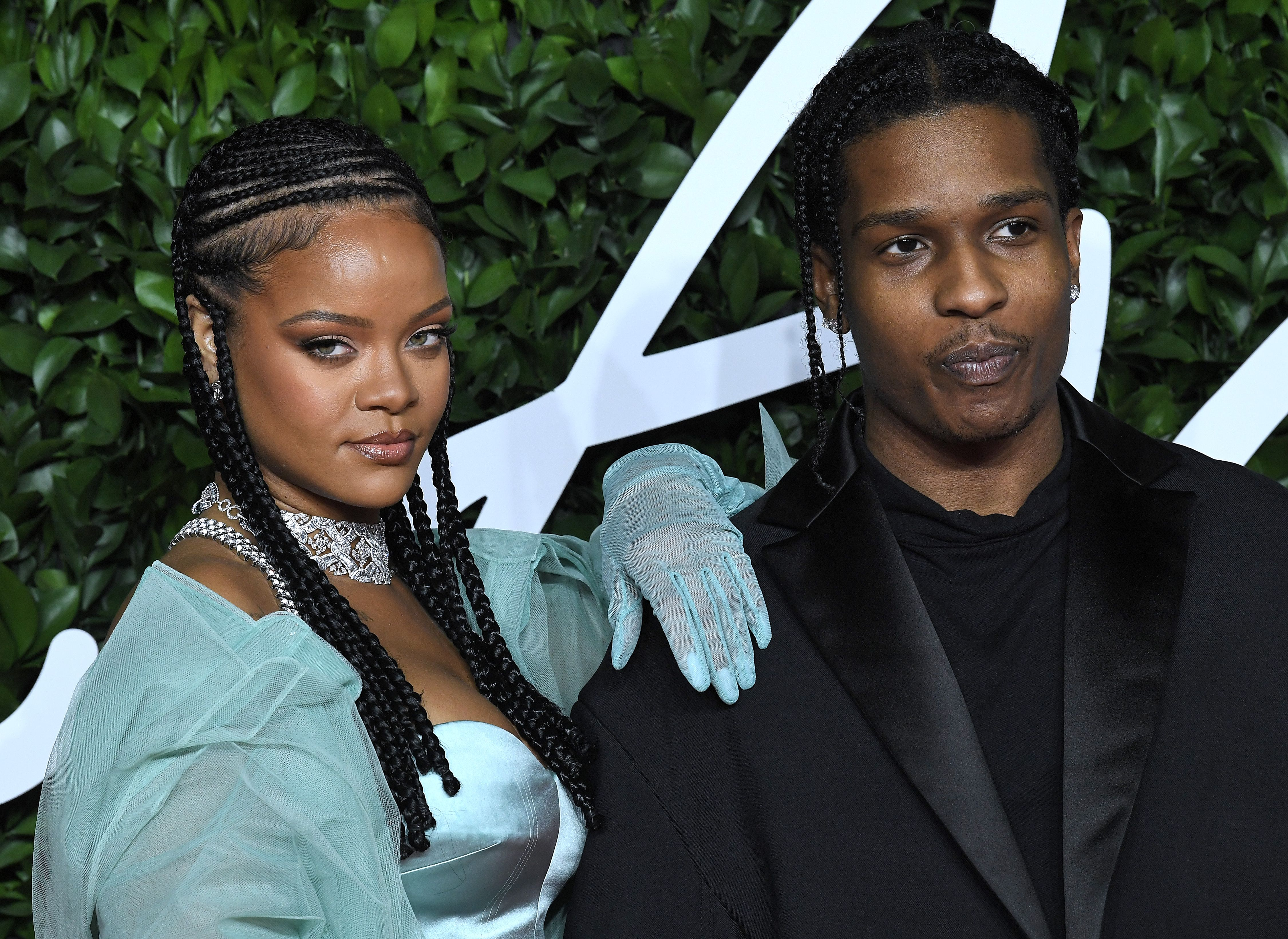 Who has asap rocky dated
