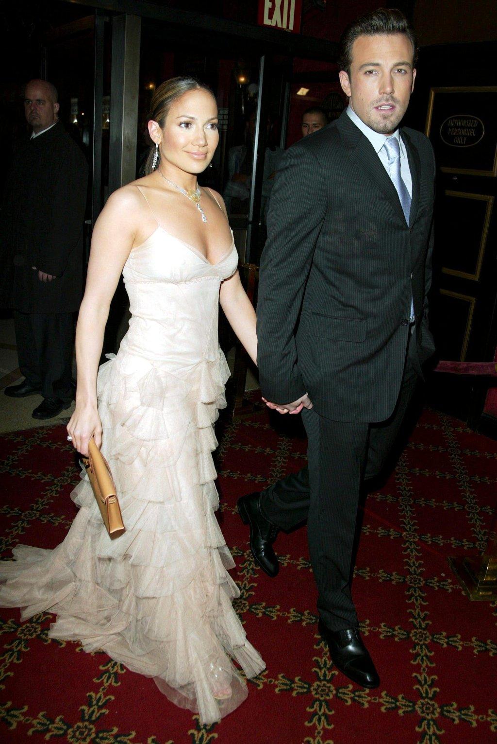 Ben Affleck, ex girlfriend Jennifer Lopez