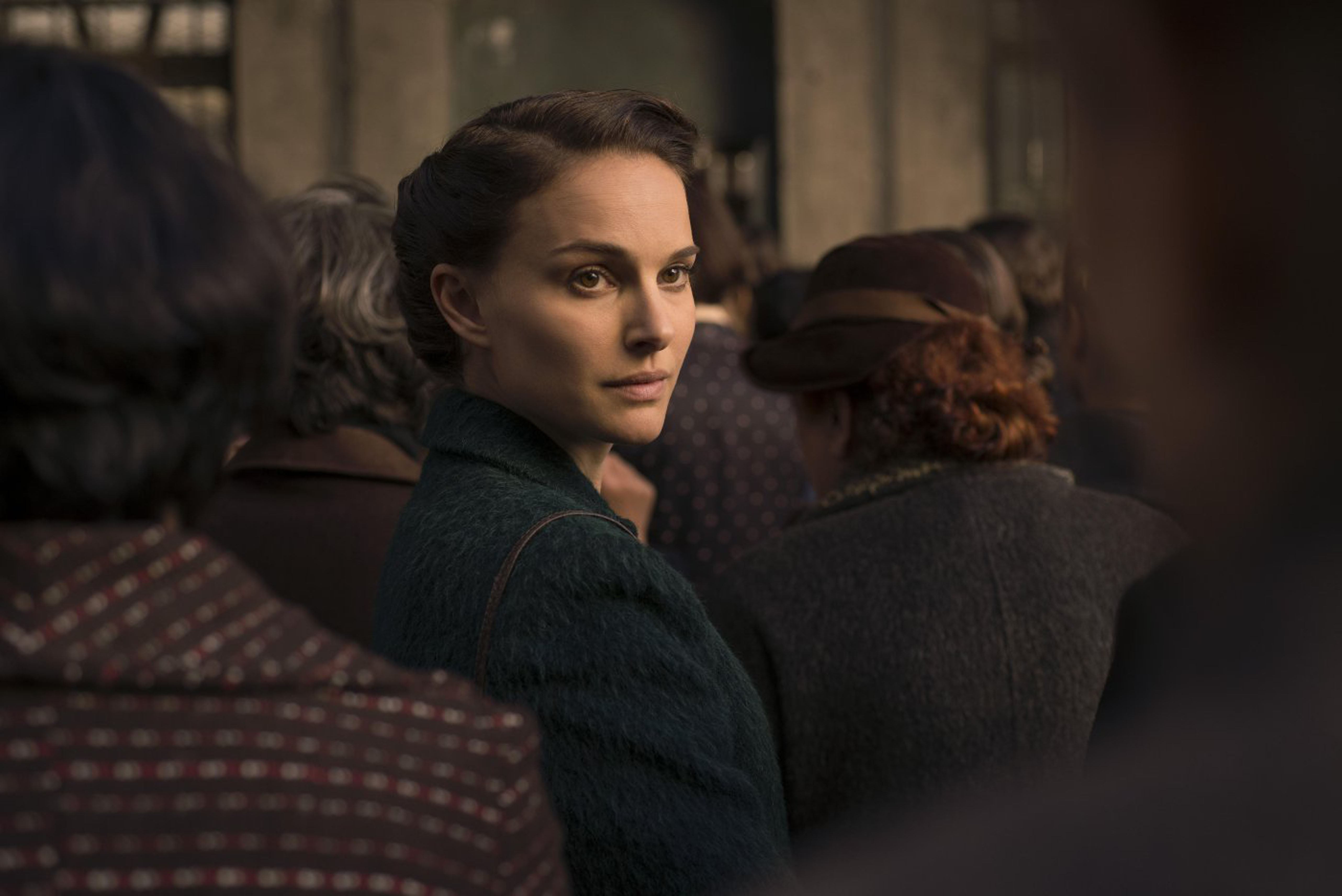 A Tale of Love and Darkness, Natalie Portman
