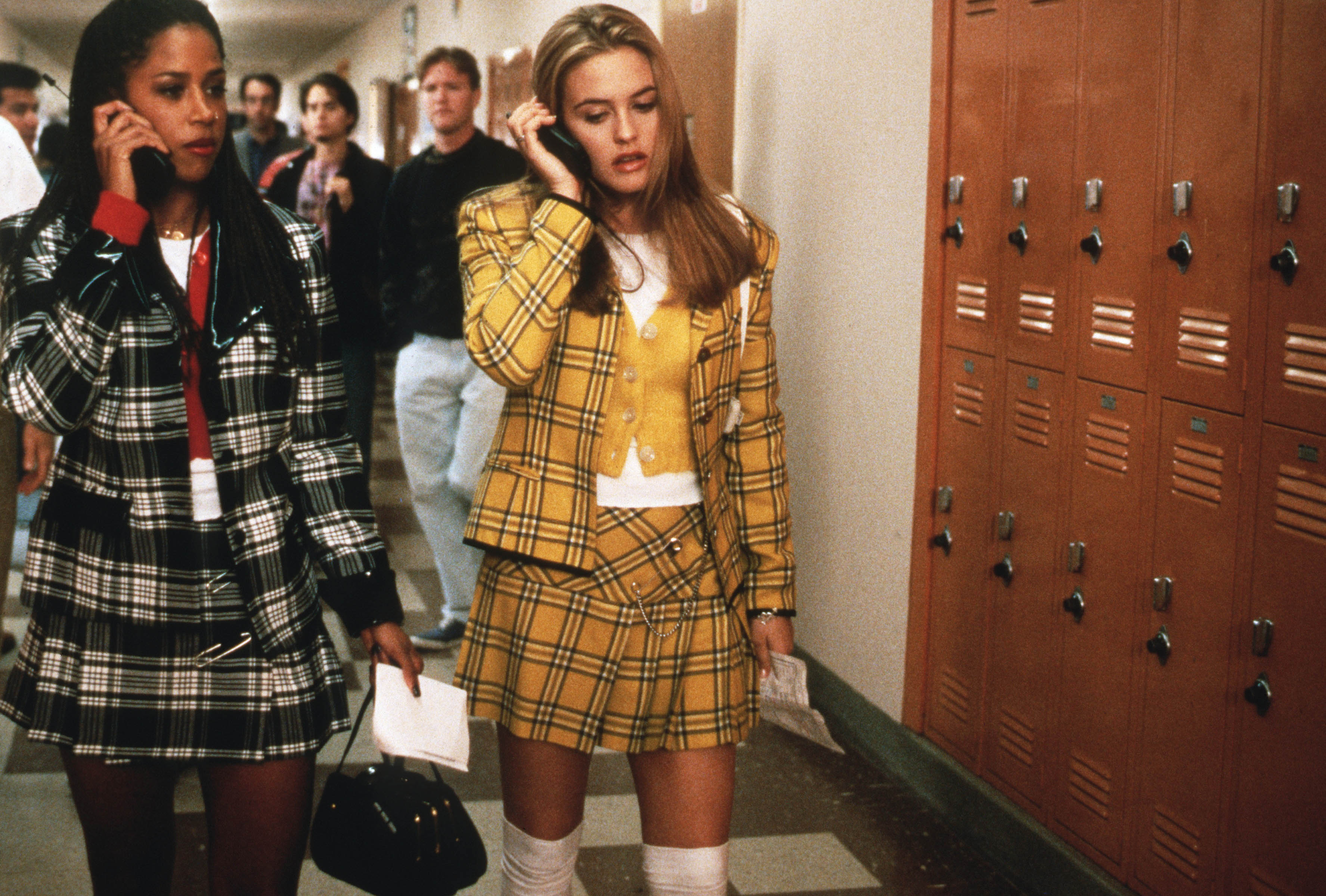 Stacey Dash, Alicia Silverstone, Clueless