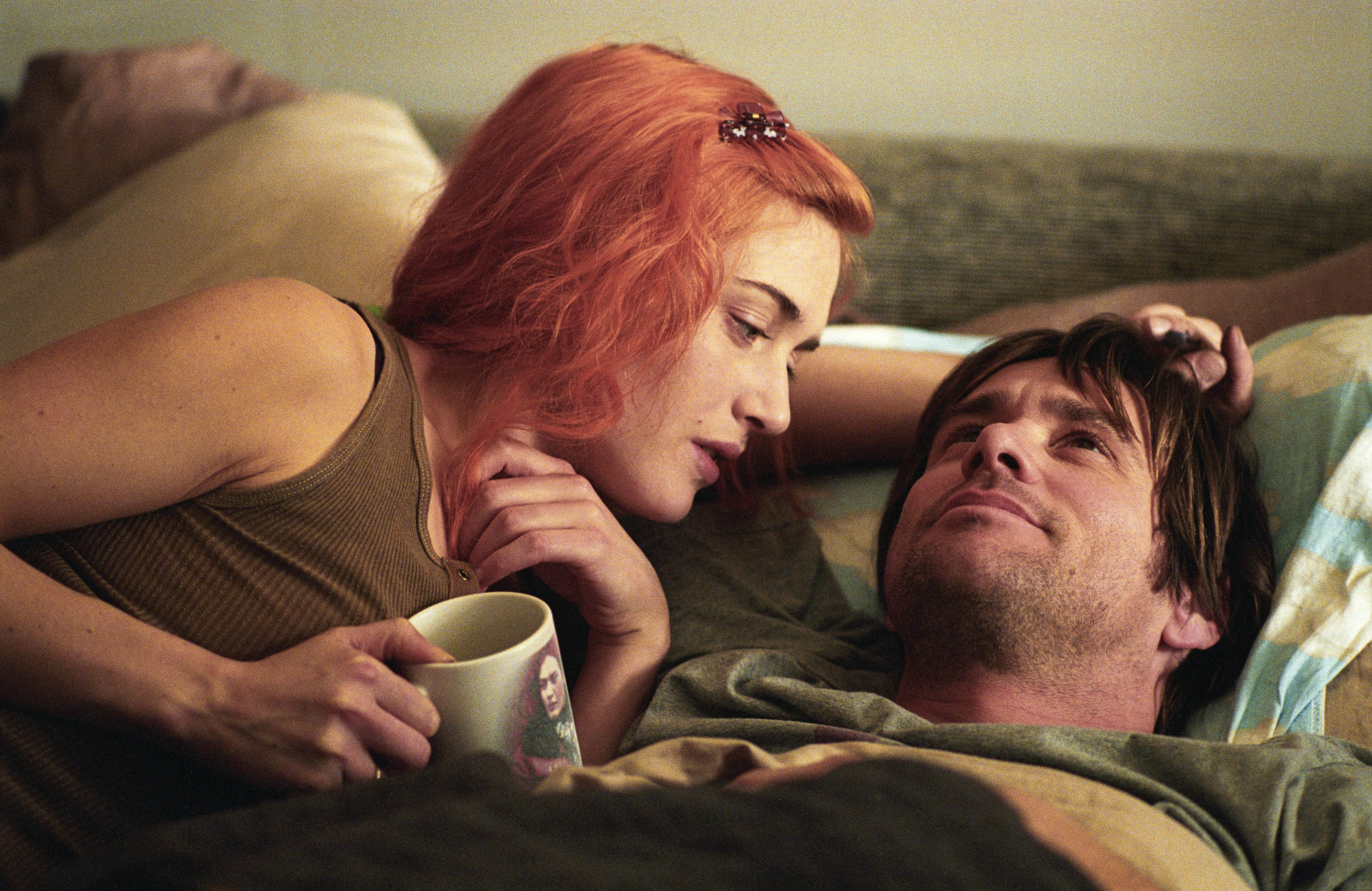 Kate Winslet, Jim Carrey, Eternal Sunshine of the Spotless Mind