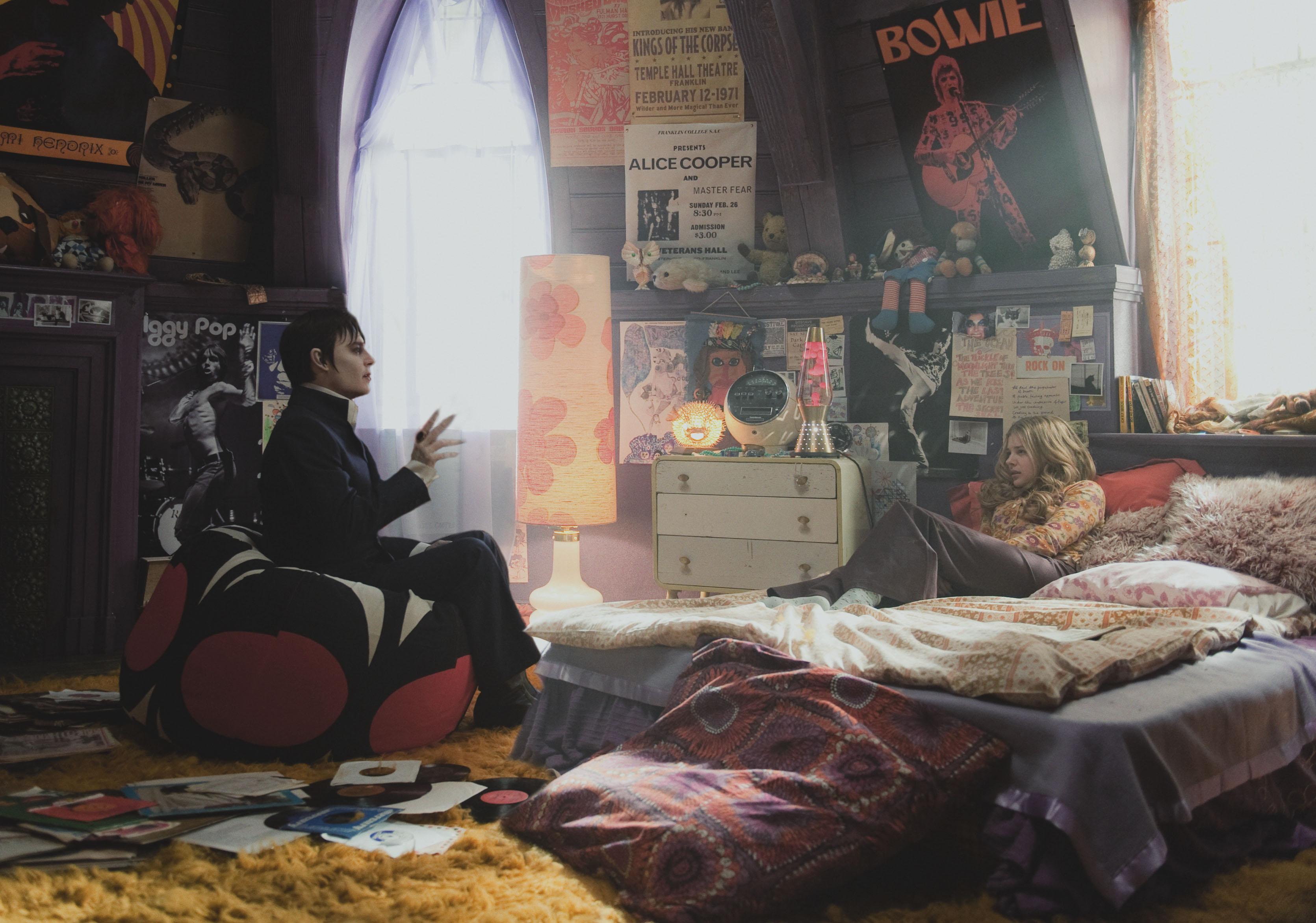 Dark Shadows, Johnny Depp, Chloe Grace Moretz, Barnabas Collins
