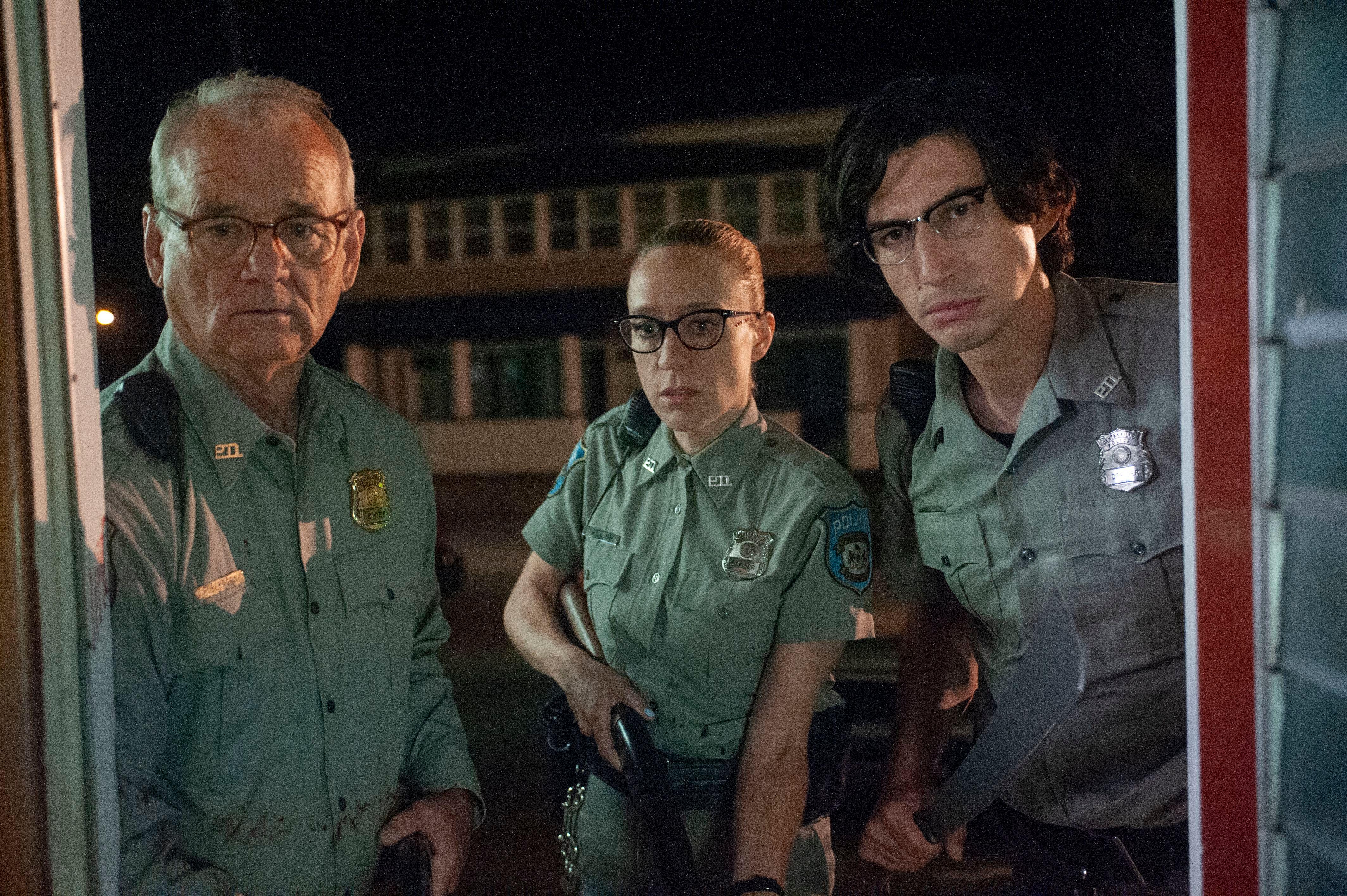 Bill Murray, Chloe Sevigny, Adam Driver, The Dead Don't Die