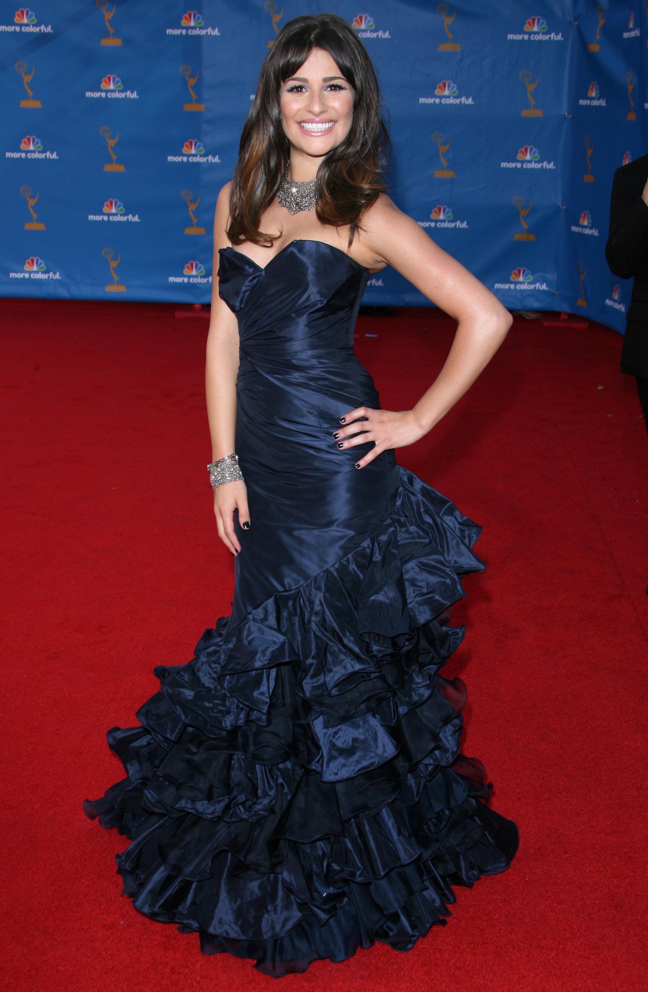 Lea Michele, Emmys