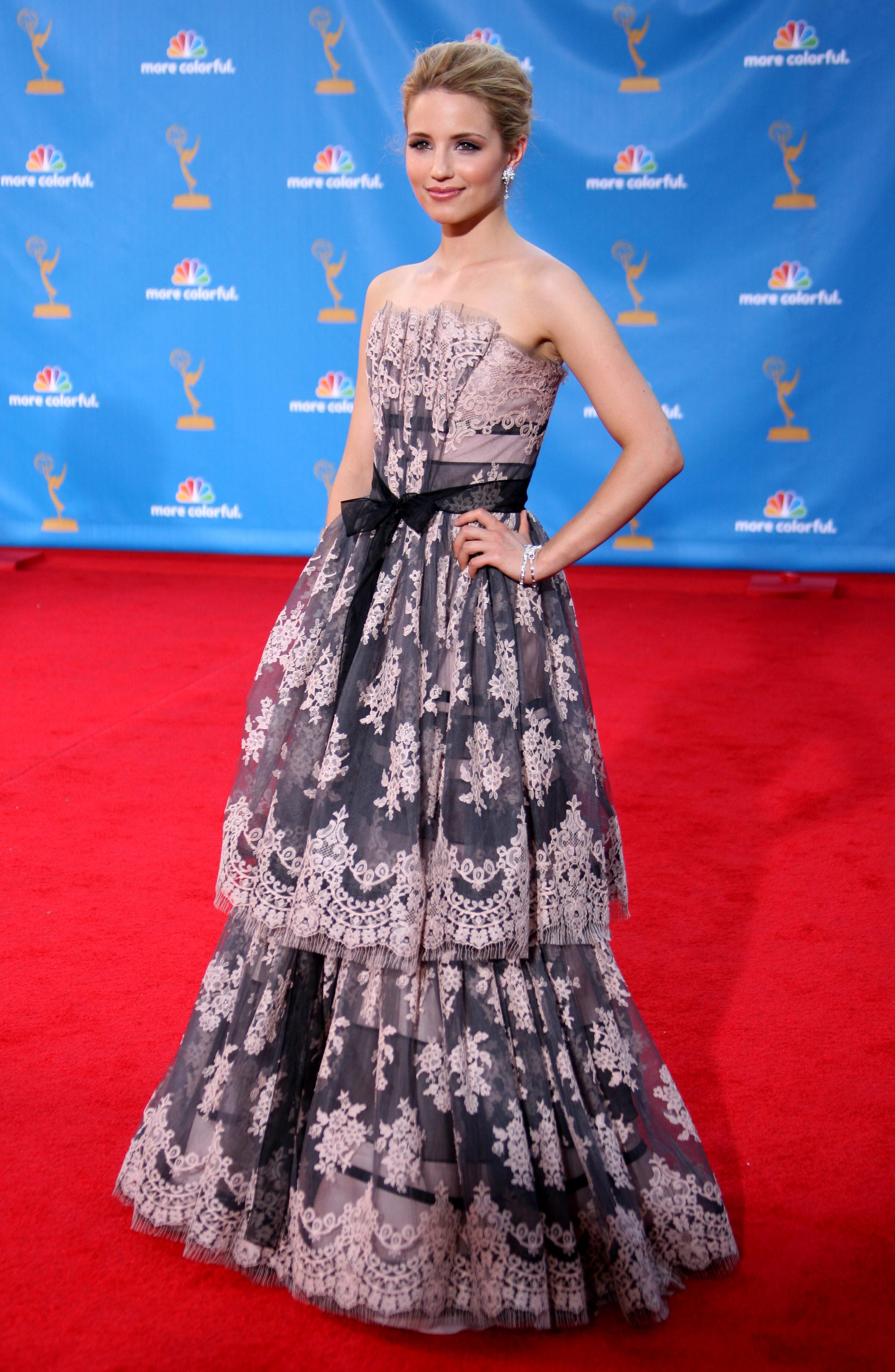 Dianna Agron, Emmys