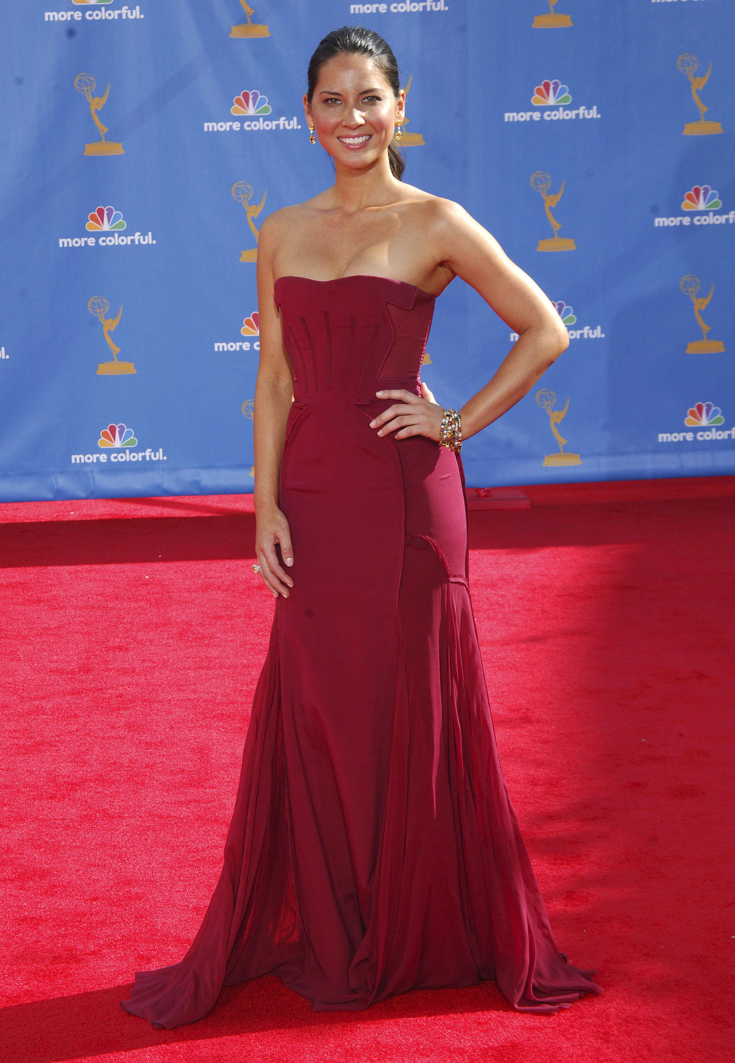 Olivia Munn, Emmys