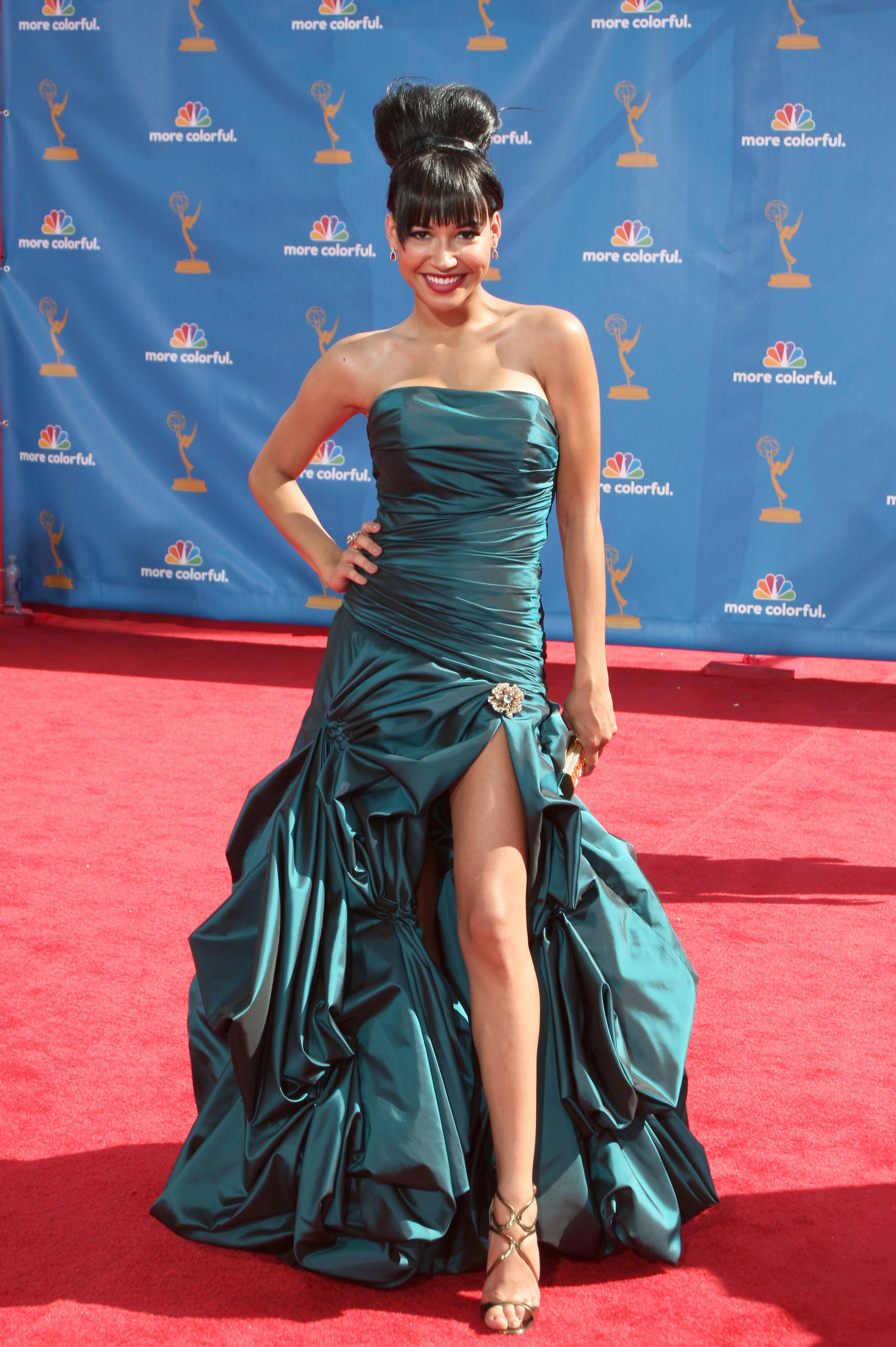 Naya Rivera, Emmys