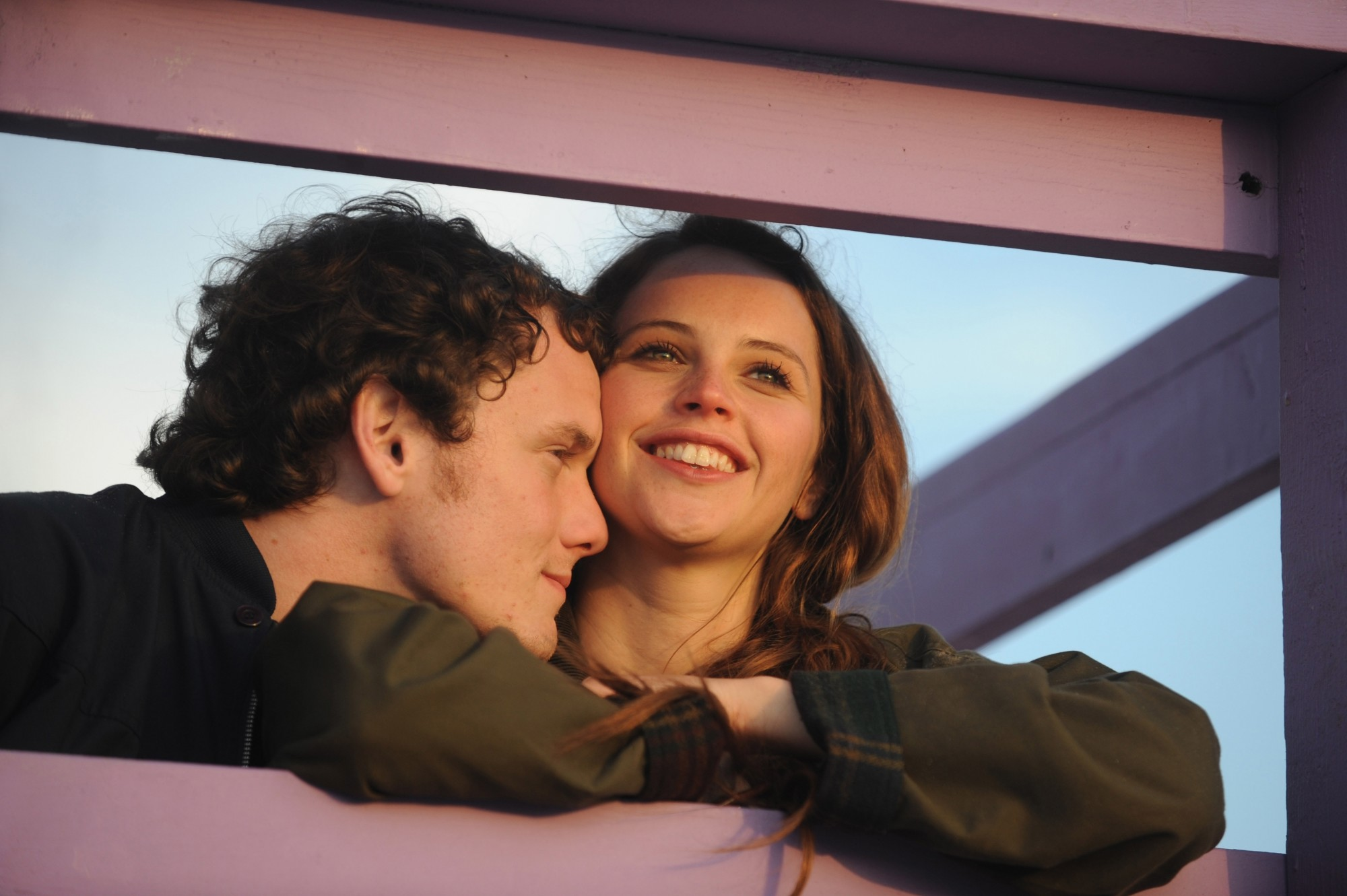 Like Crazy, Anton Yelchin, Felicity Jones