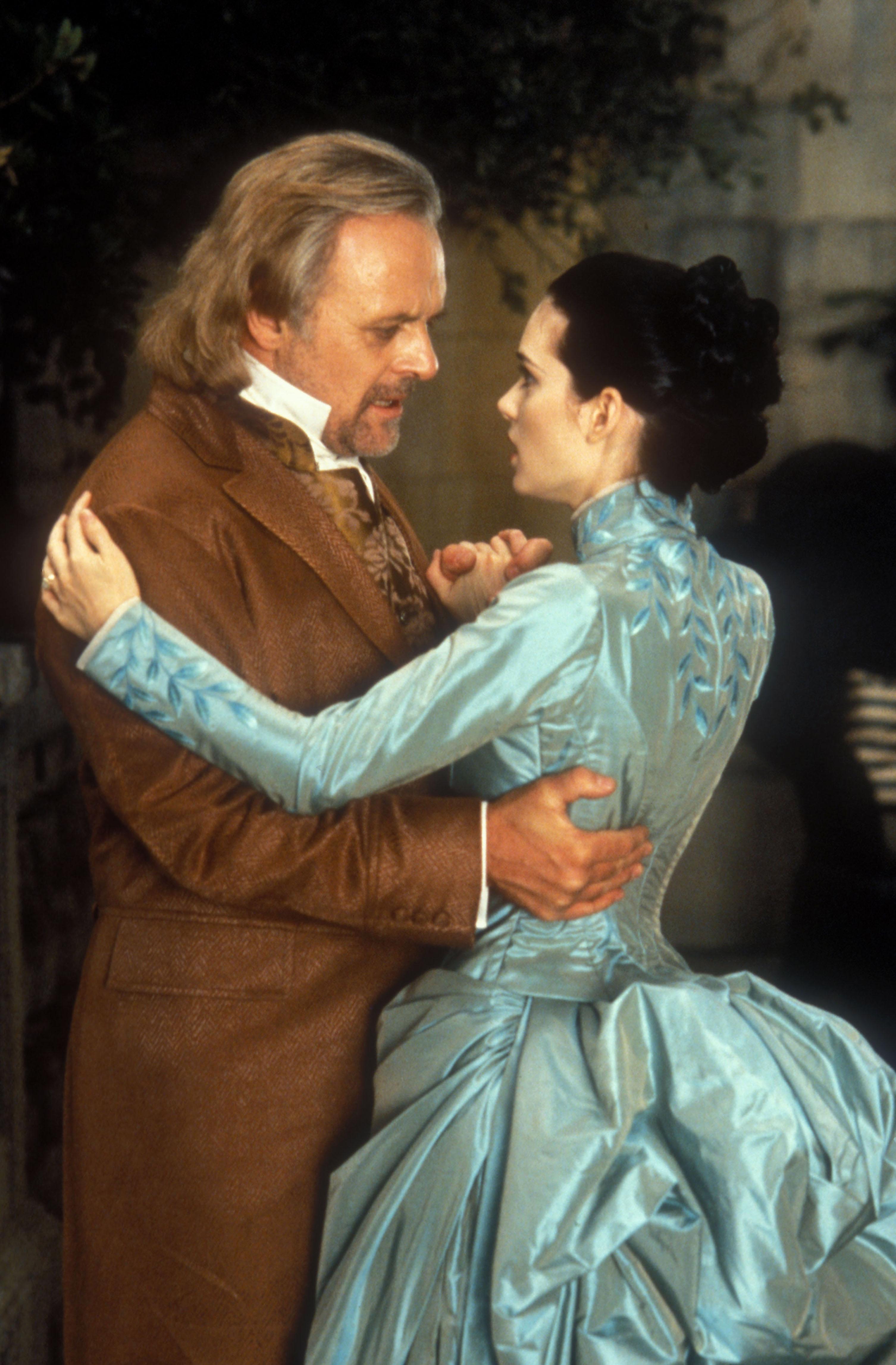 Anthony Hopkins, Winona Ryder, Bram Stoker's Dracula