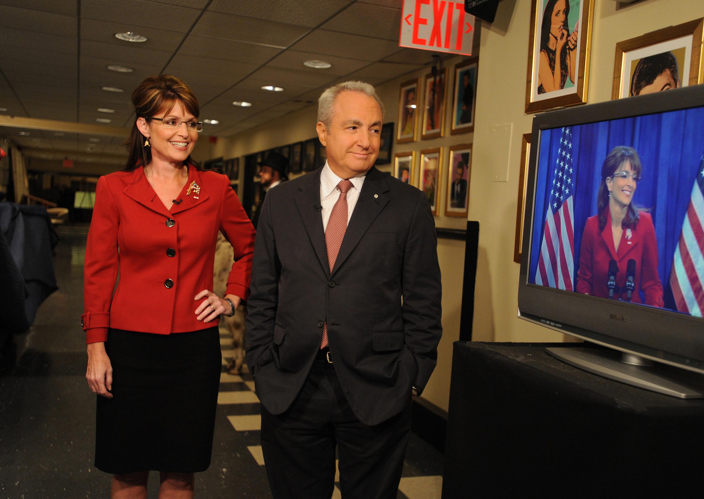 Tina Fey, Sarah Palin, Saturday Night Live, SNL