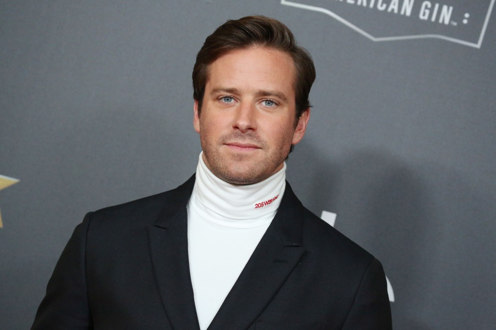 Armie Hammer trends after alleged 'cannibal' DM is leaked ...