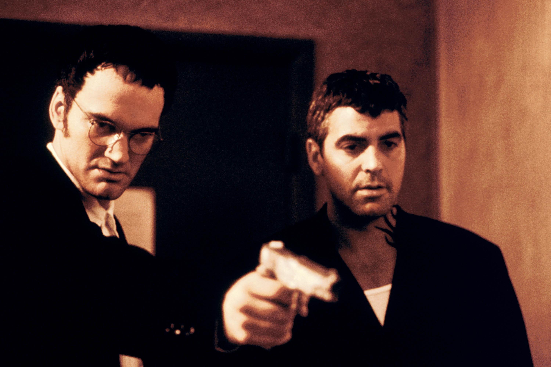 Quentin Tarantino, George Clooney, From Dusk Till Dawn
