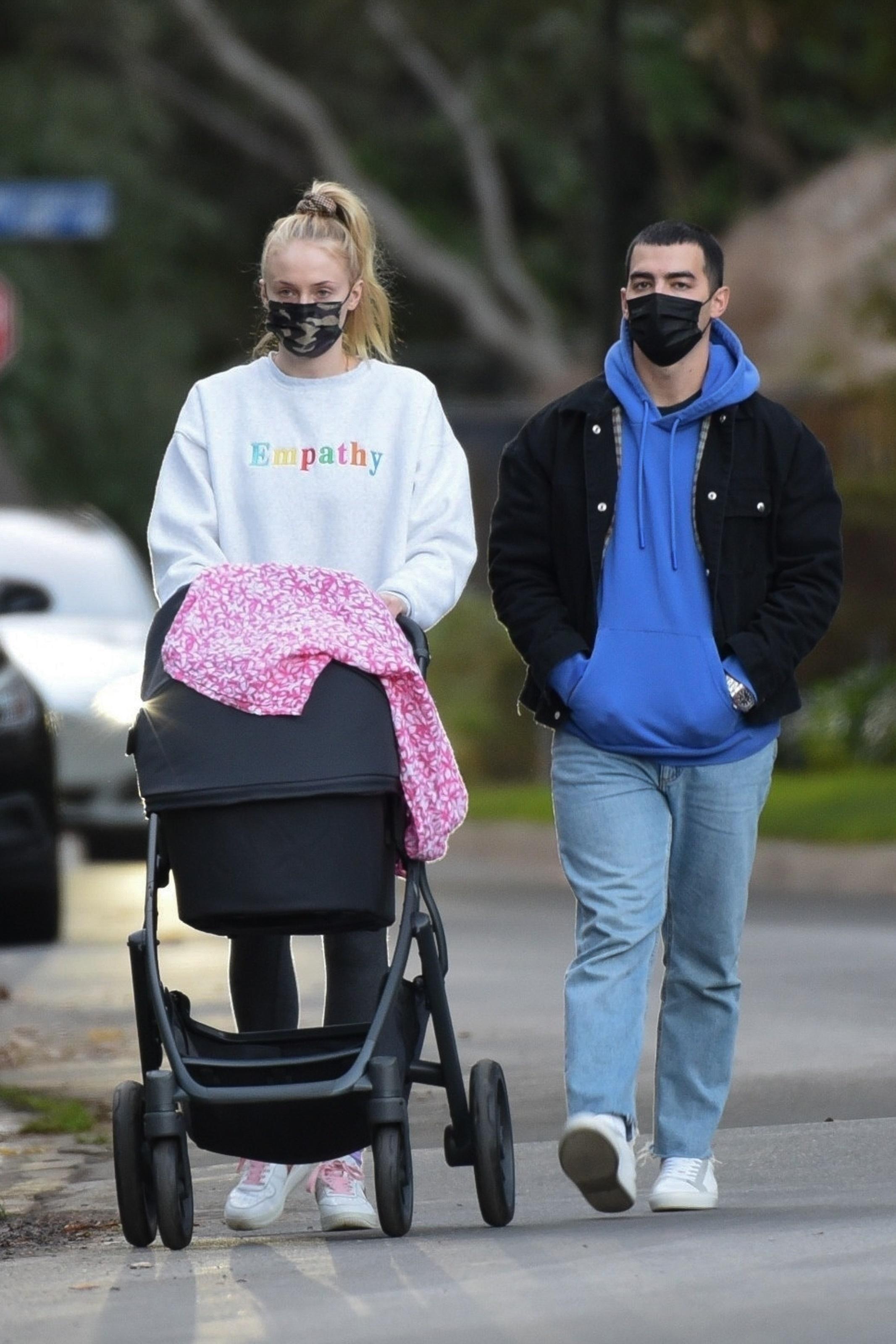 Joe Jonas and Sophie Turner baby Willa