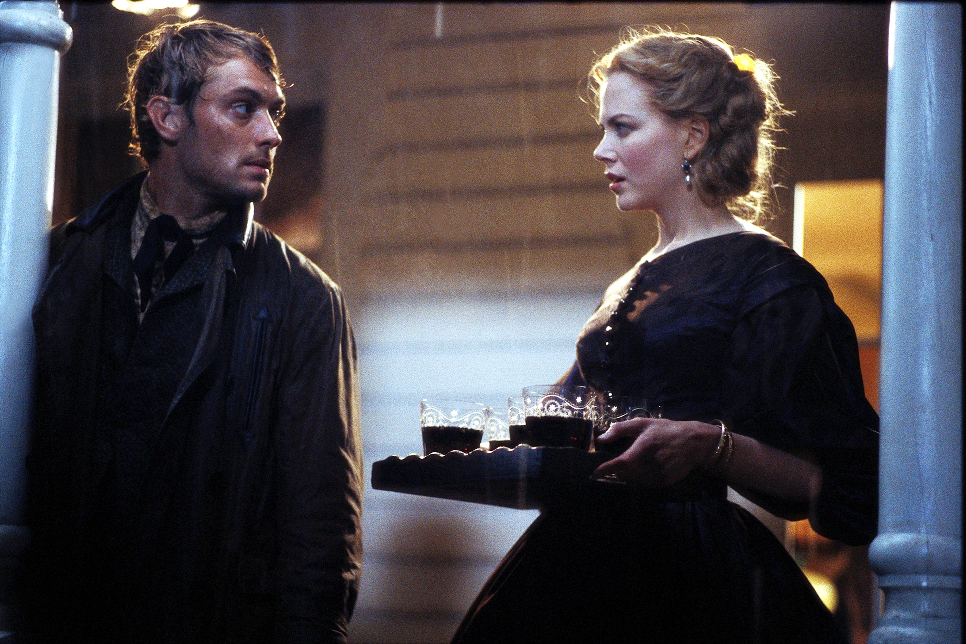Jude Law, Nicole Kidman, Cold Mountain