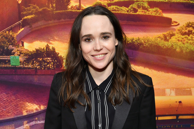 Elliot Page, Ellen Page