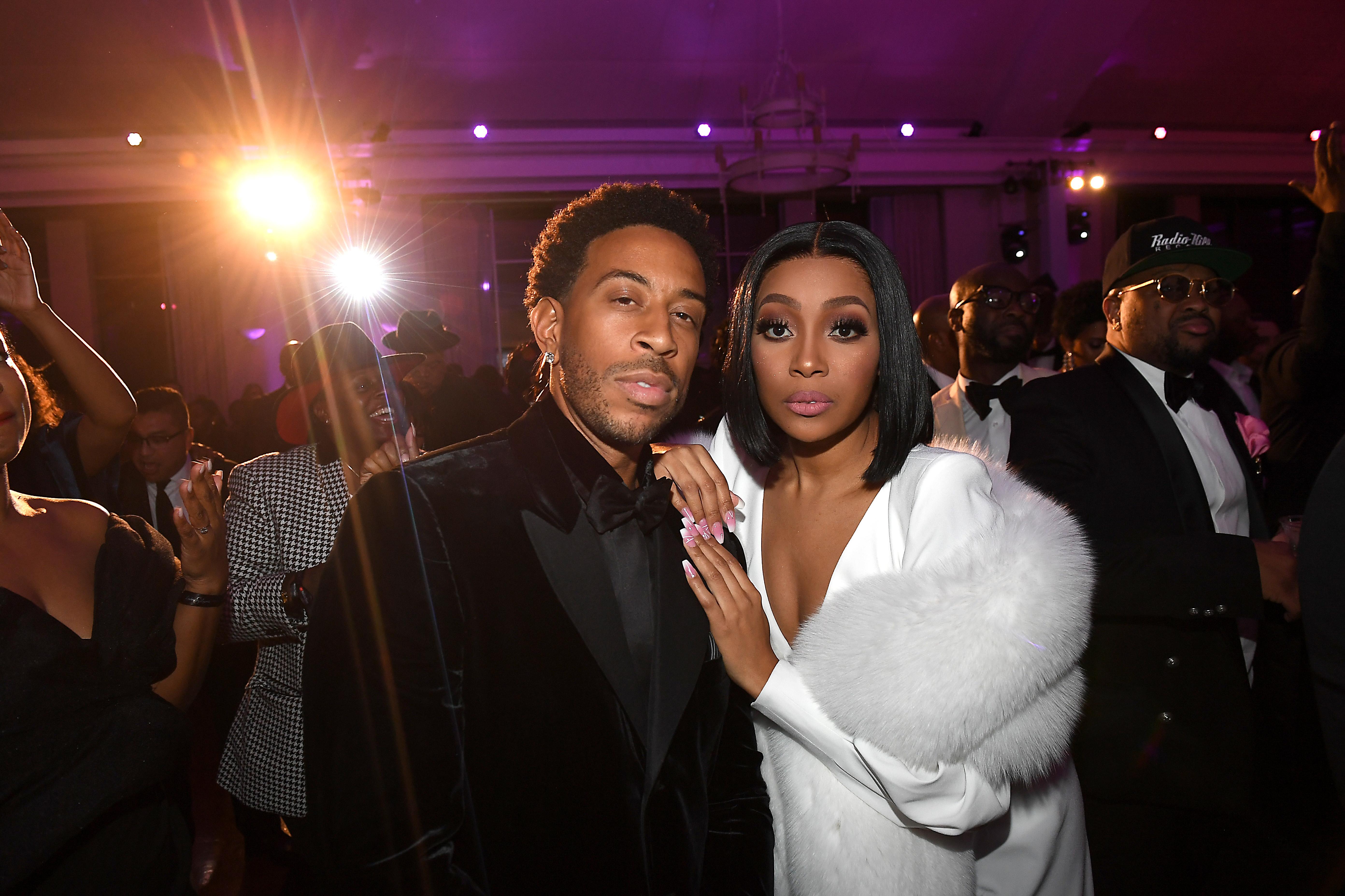 Ludacris, cousin Monica