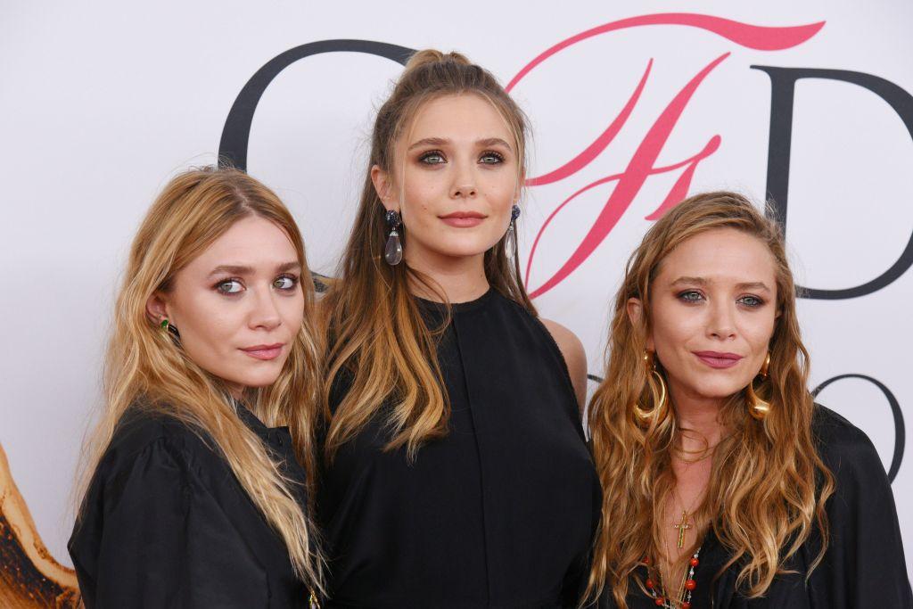 Mary-Kate Olsen, Elizabeth Olsen, Ashley Olsen