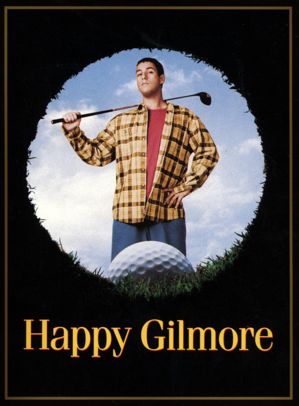 Happy Gilmore, Adam Sandler