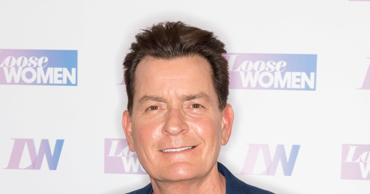 Charlie Sheen reacts after Soleil Moon Frye reveals sexual history