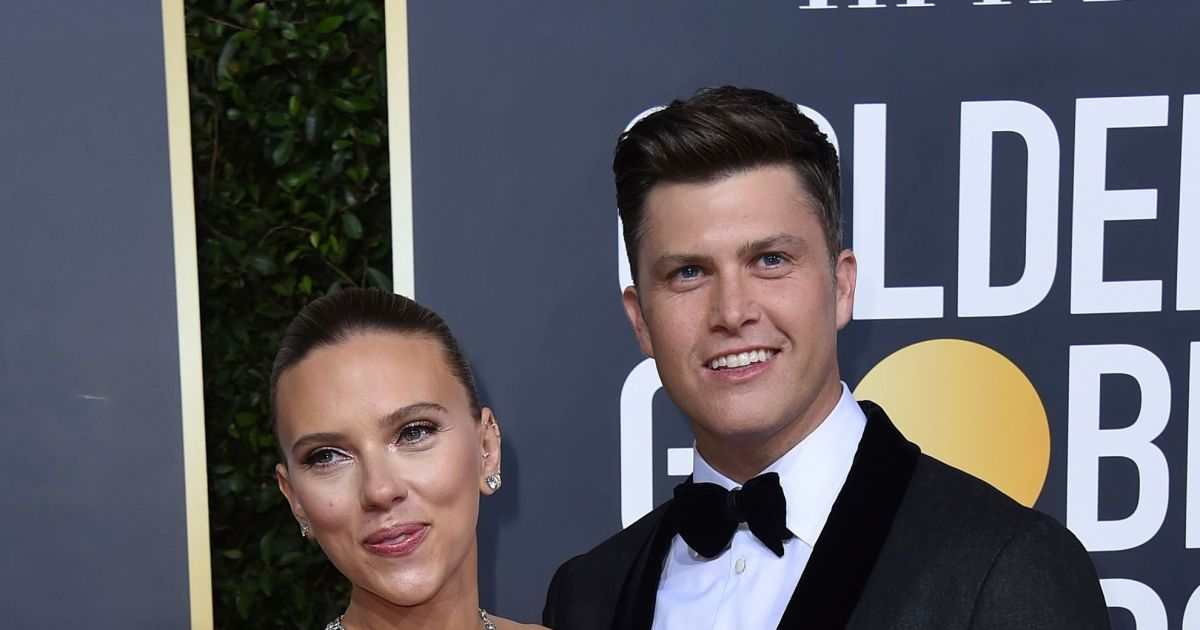 Colin Jost dishes on being newlywed in lockdown with Scarlett Johansson.jpg