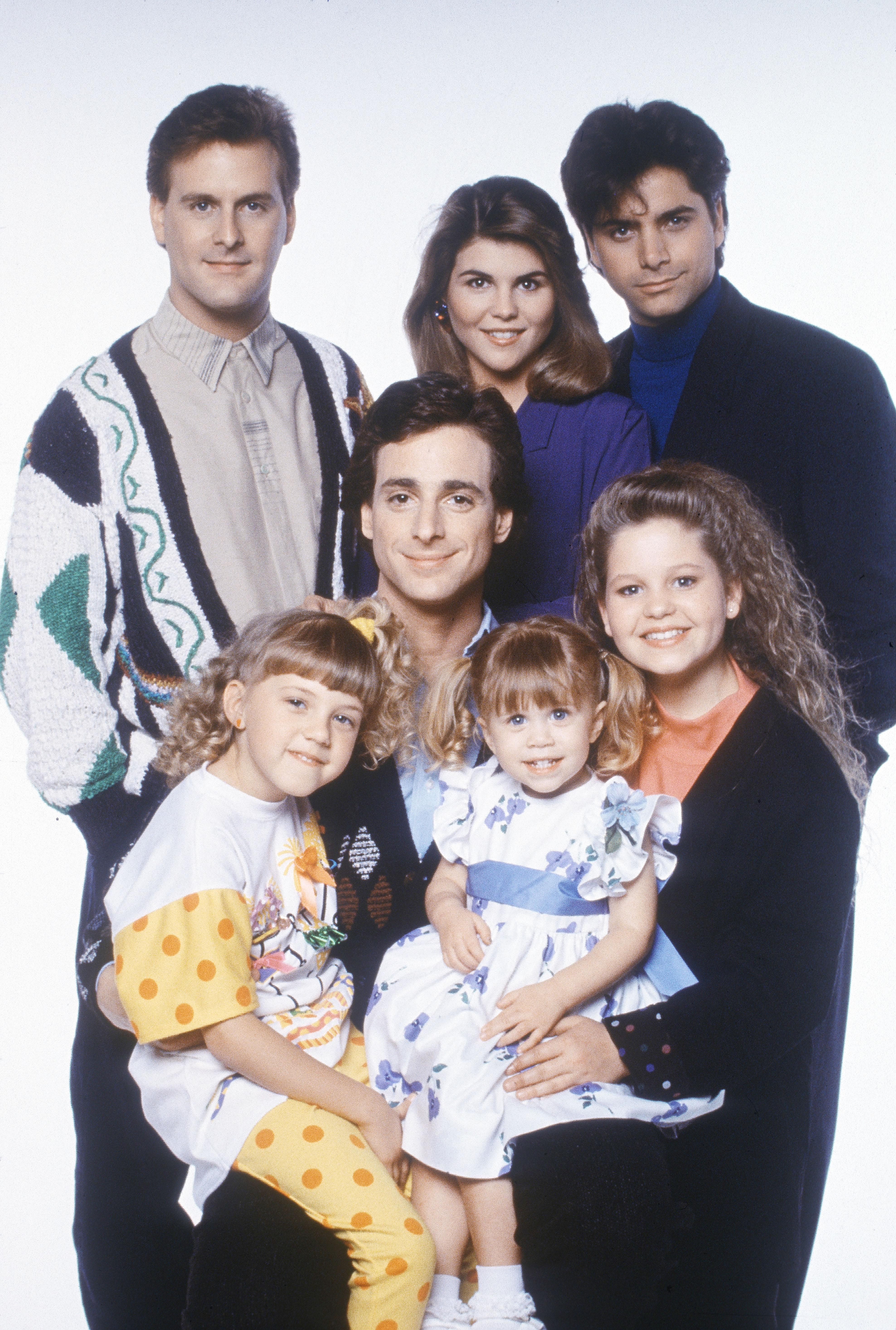 Full House cast 1989