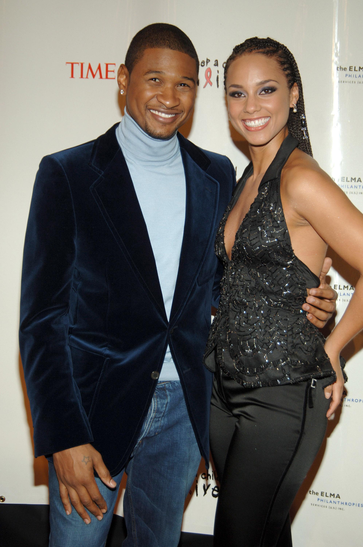 Usher, Alicia Keys