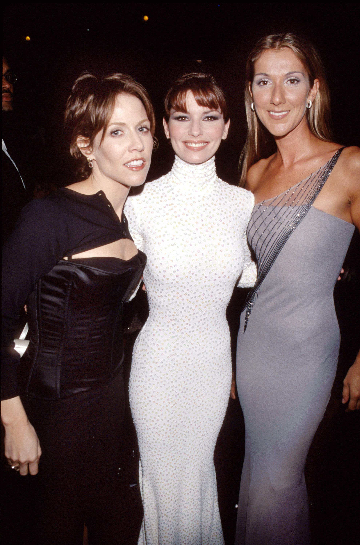 Sheryl Crow, Shania Twain, Celine Dion