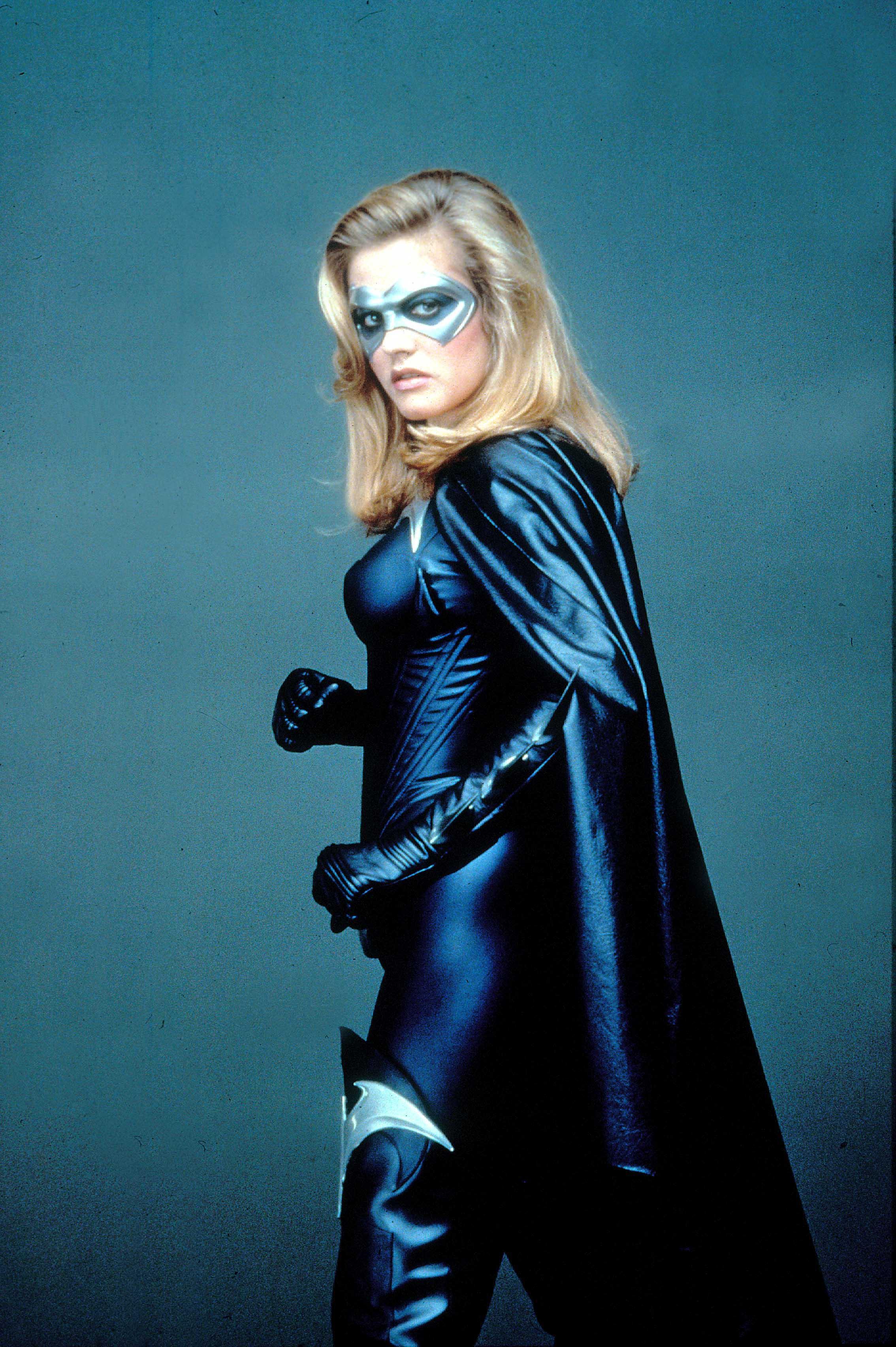Batgirl, Barbara Wilson, Alicia Silverstone