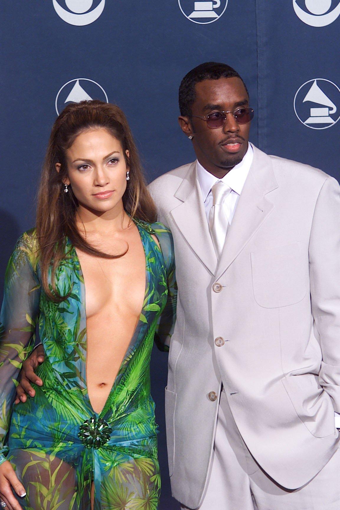 Jennifer Lopez, Diddy, Grammys
