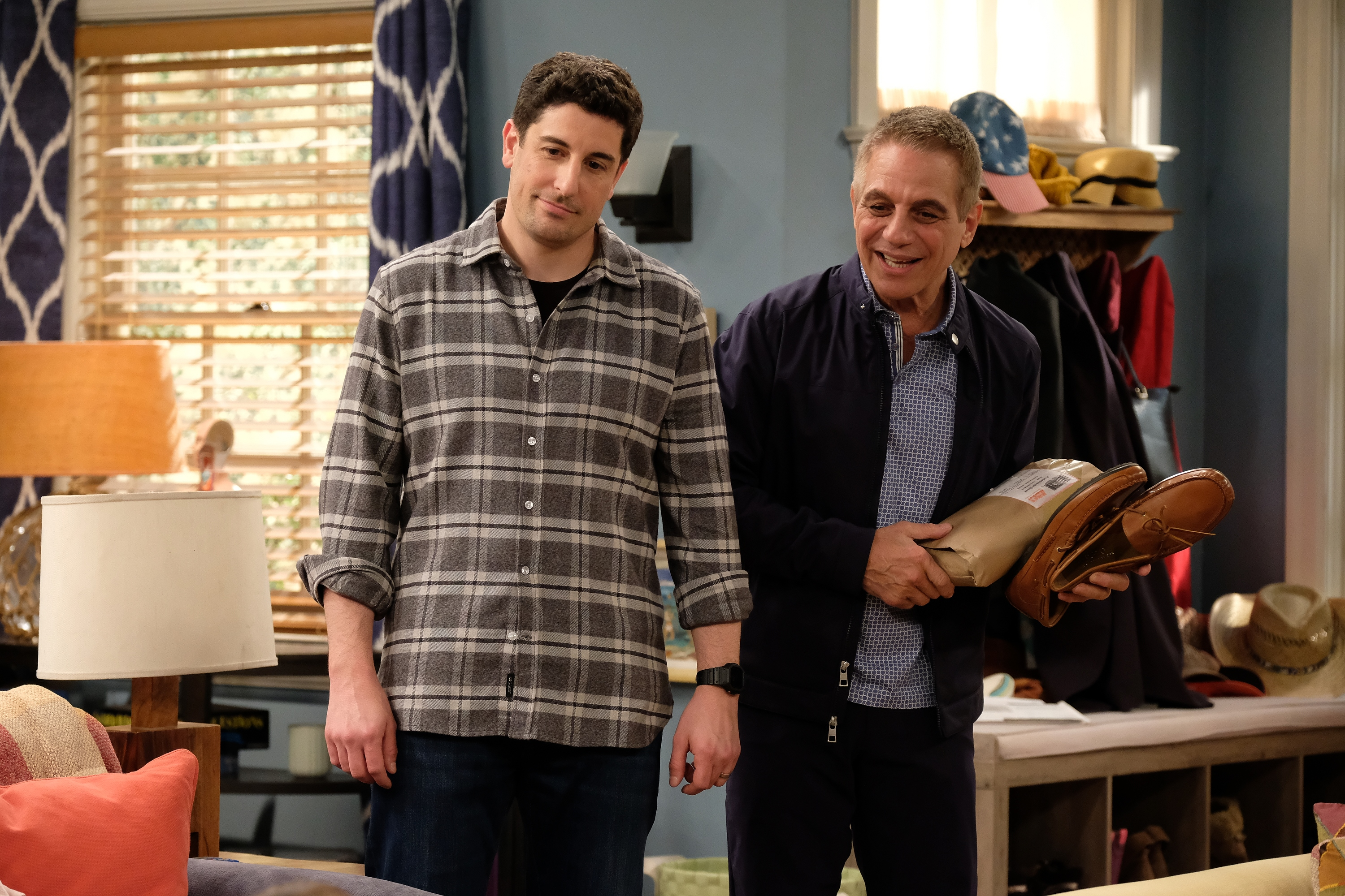 Tony Danza, Outmatched, Jason Biggs