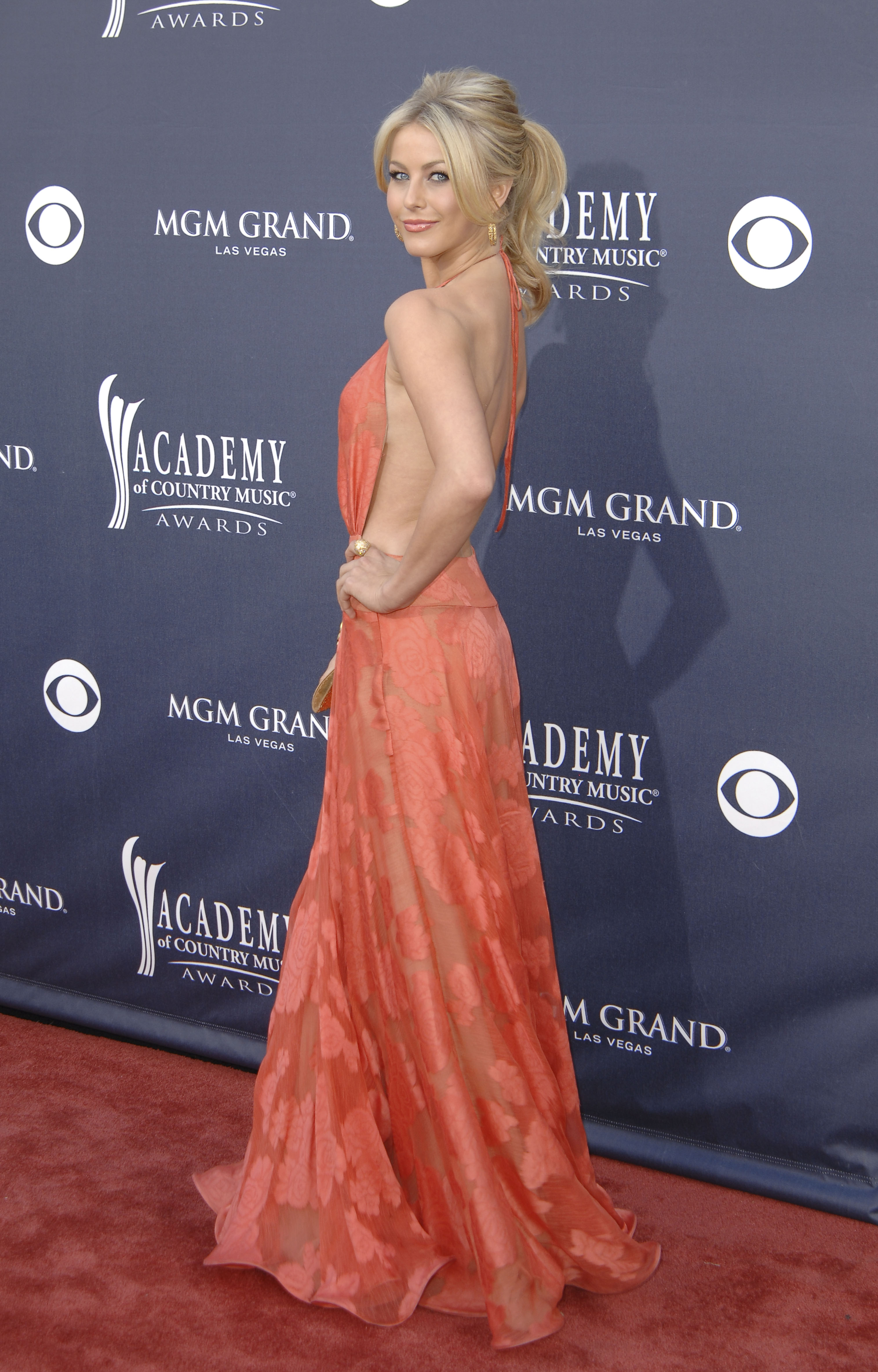 Julianne Hough, ACM Awards