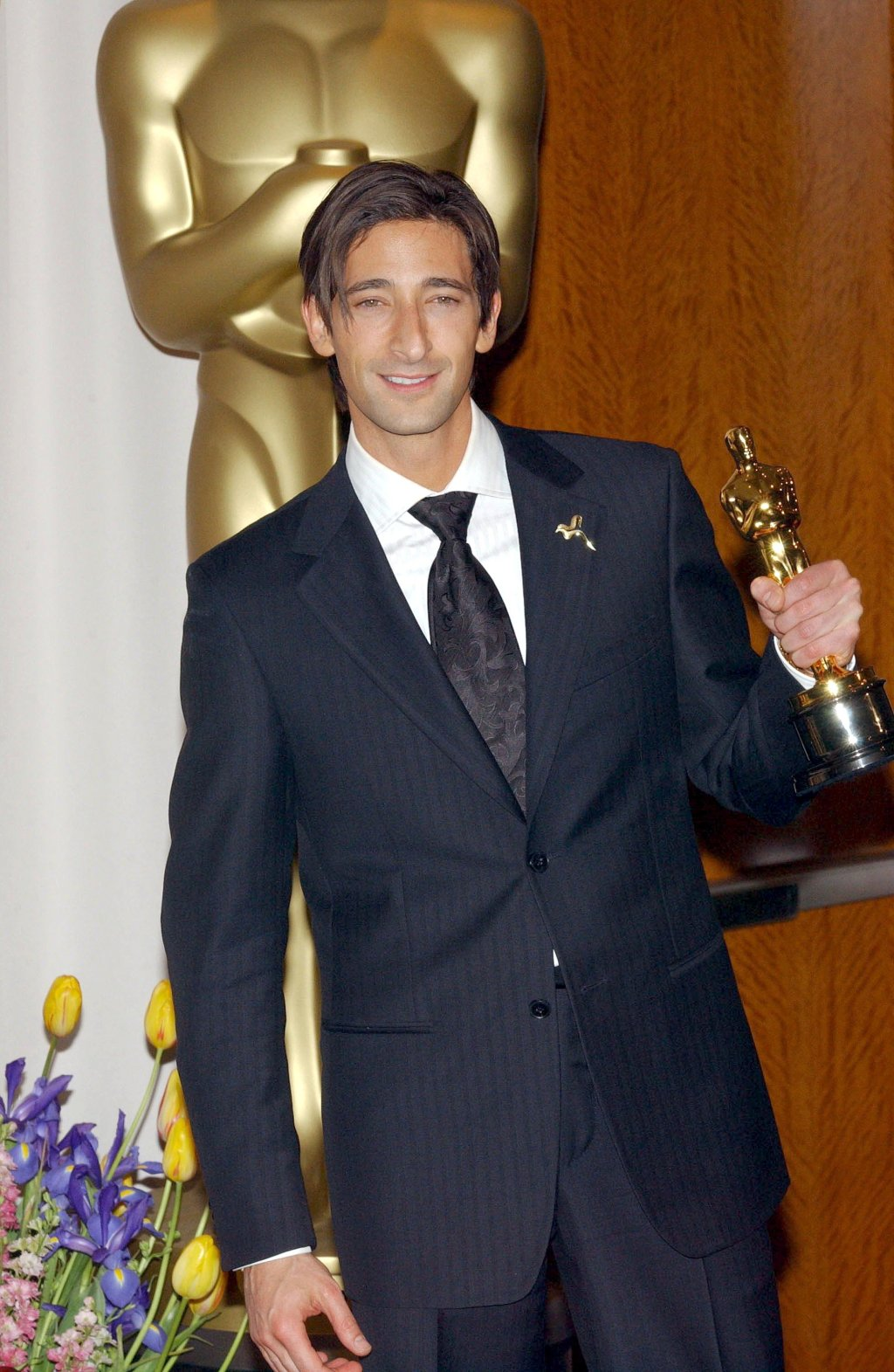 Adrien Brody, Oscars