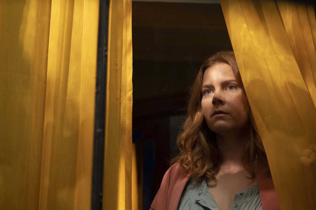 The Woman in the Window, Amy Adams